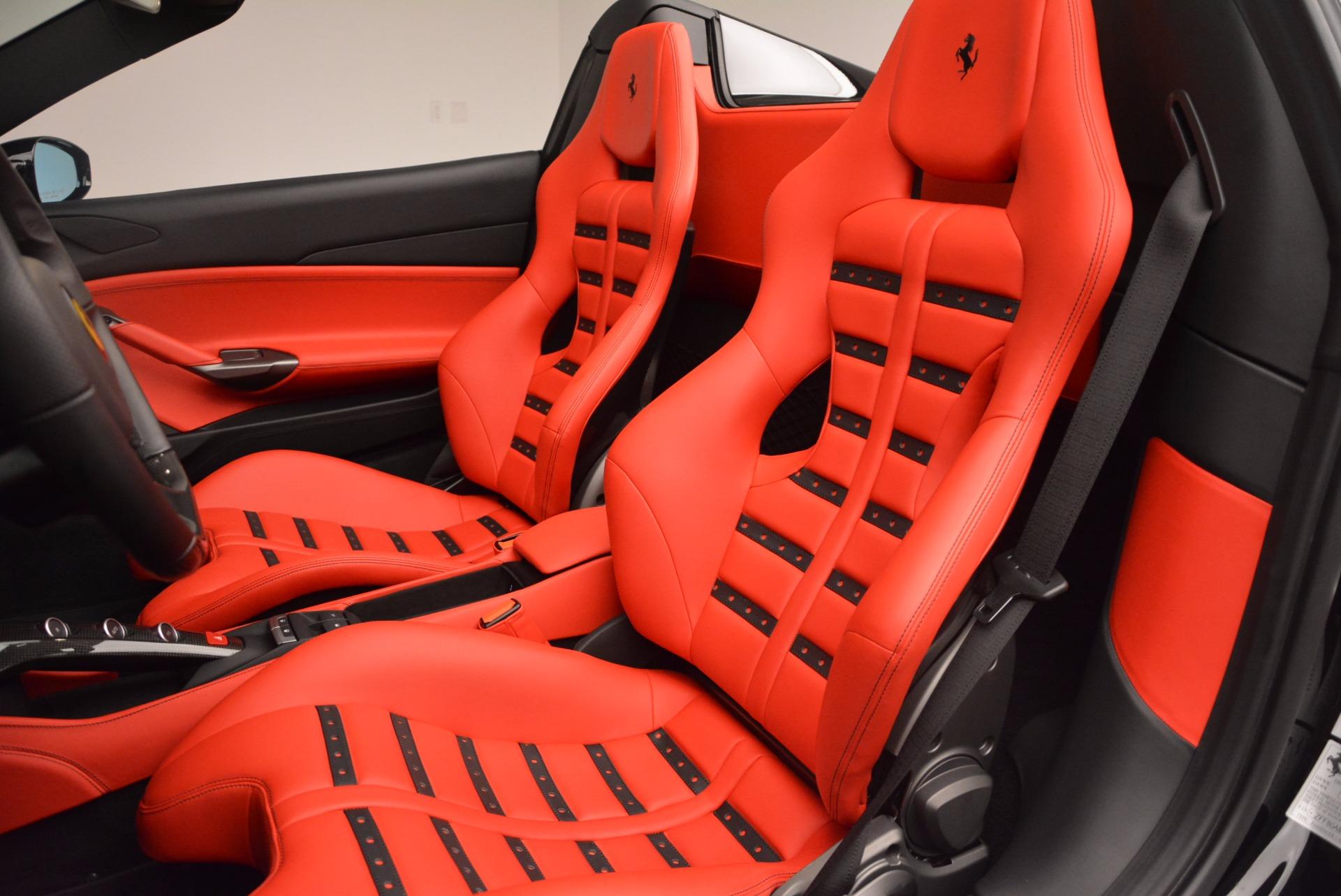 Used 2017 Ferrari 488 Spider  For Sale In Greenwich, CT. Alfa Romeo of Greenwich, 4411 1479_p26