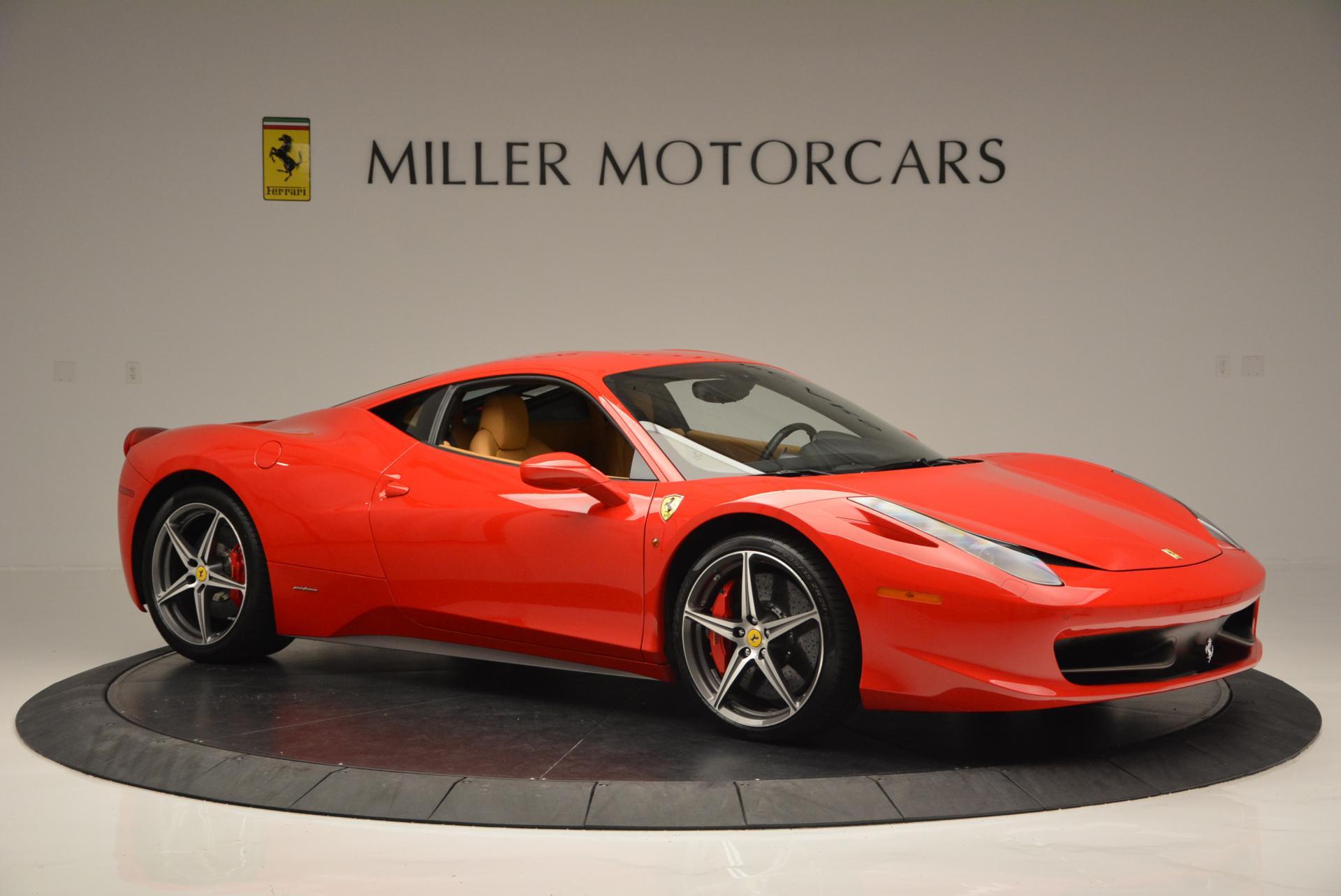 Used 2010 Ferrari 458 Italia  For Sale In Greenwich, CT. Alfa Romeo of Greenwich, F1667A 148_p10