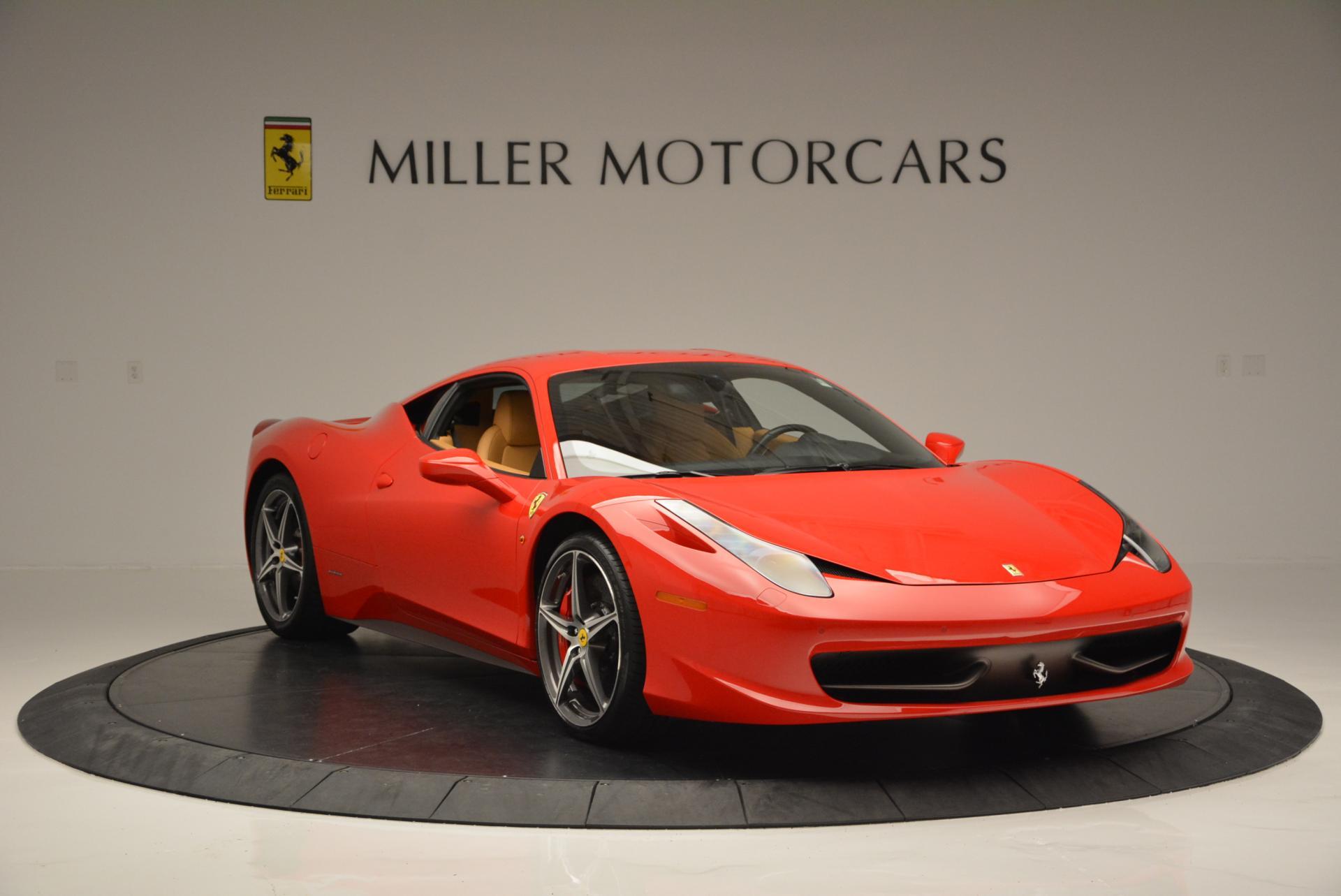 Used 2010 Ferrari 458 Italia  For Sale In Greenwich, CT. Alfa Romeo of Greenwich, F1667A 148_p11