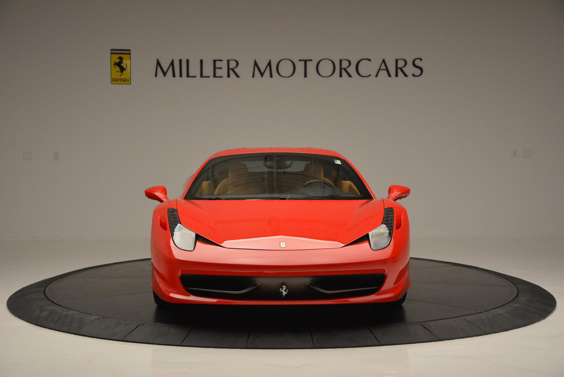 Used 2010 Ferrari 458 Italia  For Sale In Greenwich, CT. Alfa Romeo of Greenwich, F1667A 148_p12
