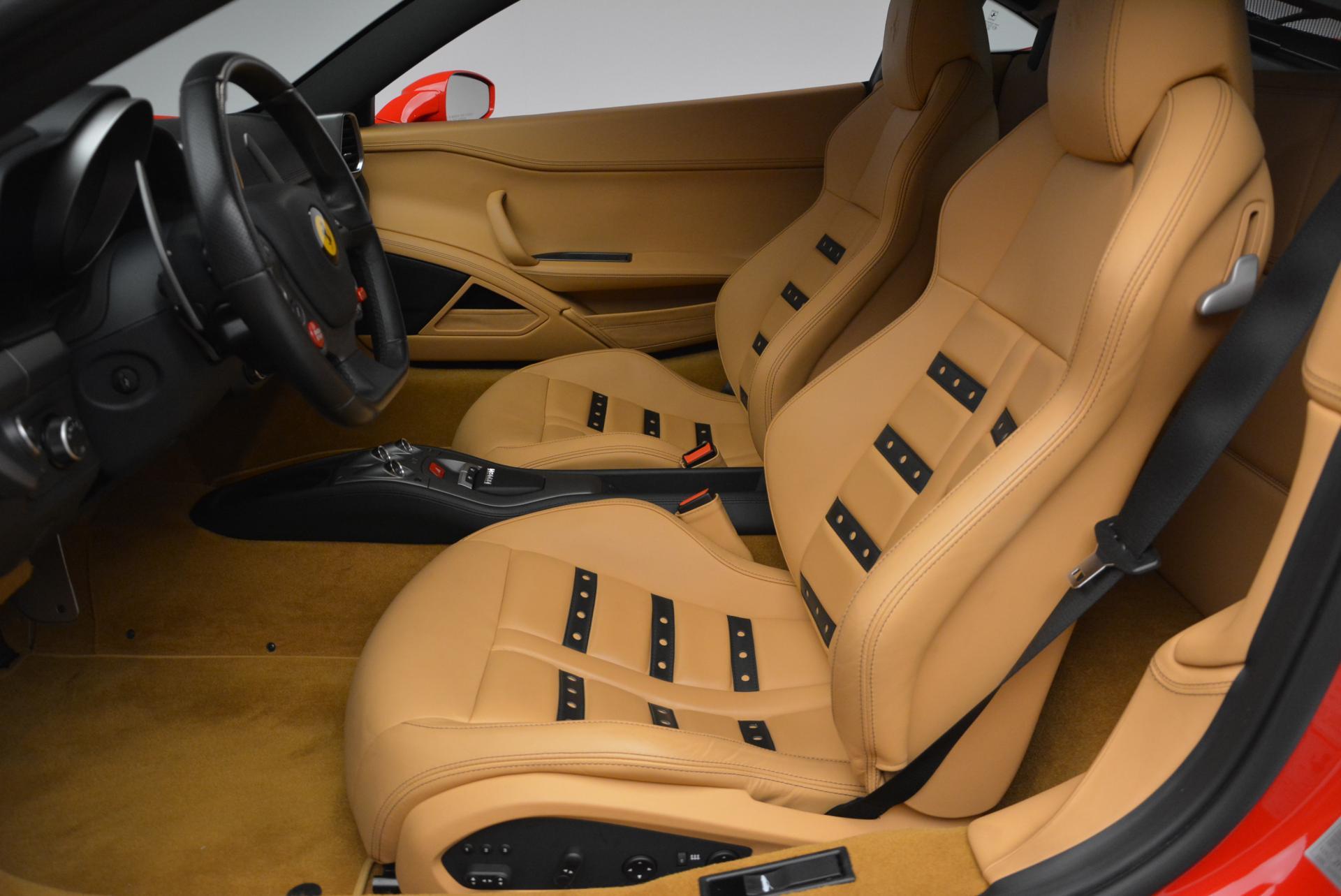 Used 2010 Ferrari 458 Italia  For Sale In Greenwich, CT. Alfa Romeo of Greenwich, F1667A 148_p14