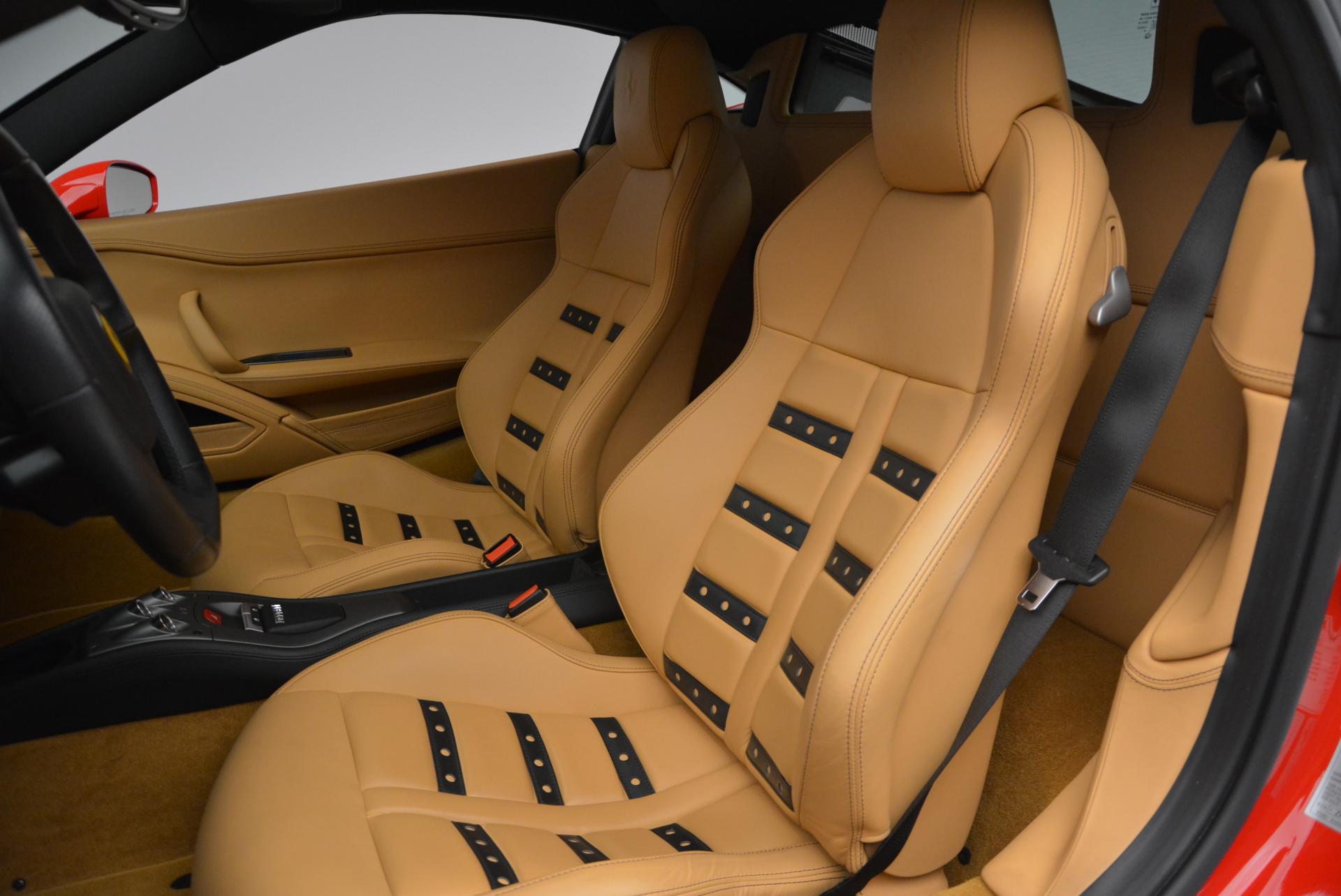 Used 2010 Ferrari 458 Italia  For Sale In Greenwich, CT. Alfa Romeo of Greenwich, F1667A 148_p15