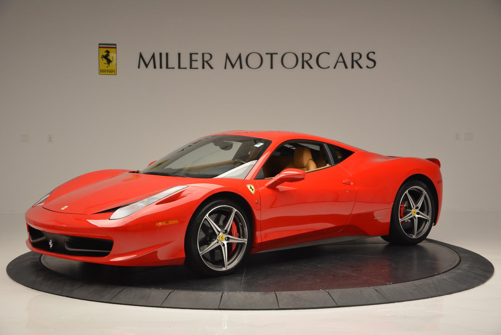 Used 2010 Ferrari 458 Italia  For Sale In Greenwich, CT. Alfa Romeo of Greenwich, F1667A 148_p2