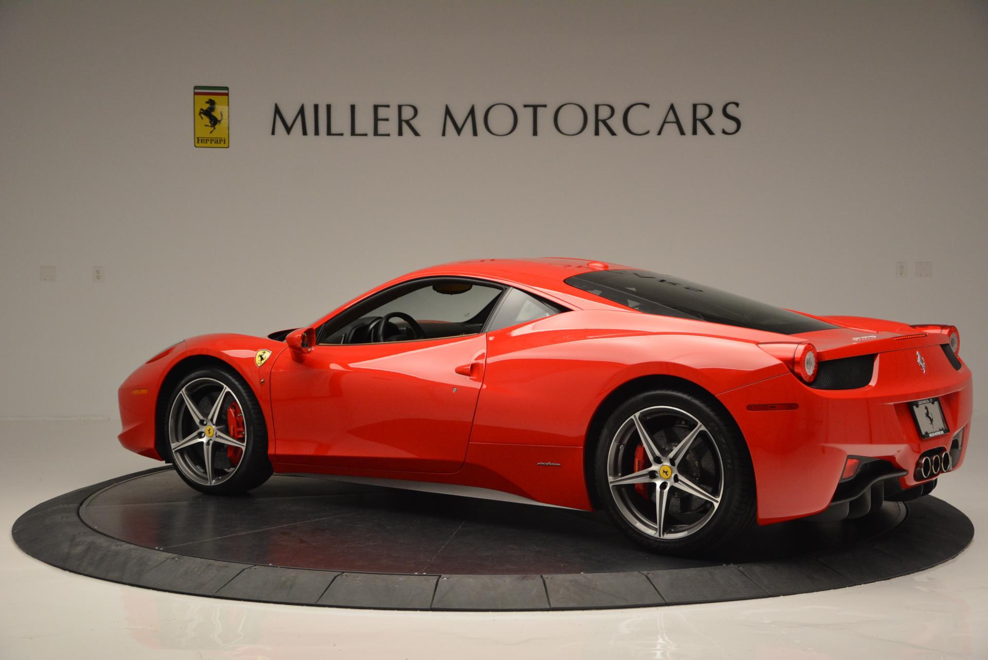 Used 2010 Ferrari 458 Italia  For Sale In Greenwich, CT. Alfa Romeo of Greenwich, F1667A 148_p4