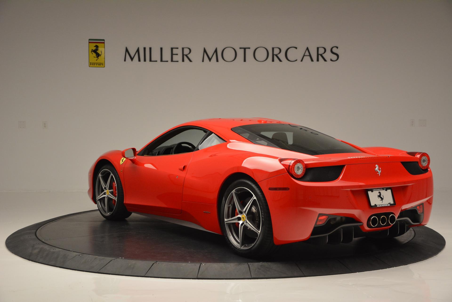 Used 2010 Ferrari 458 Italia  For Sale In Greenwich, CT. Alfa Romeo of Greenwich, F1667A 148_p5
