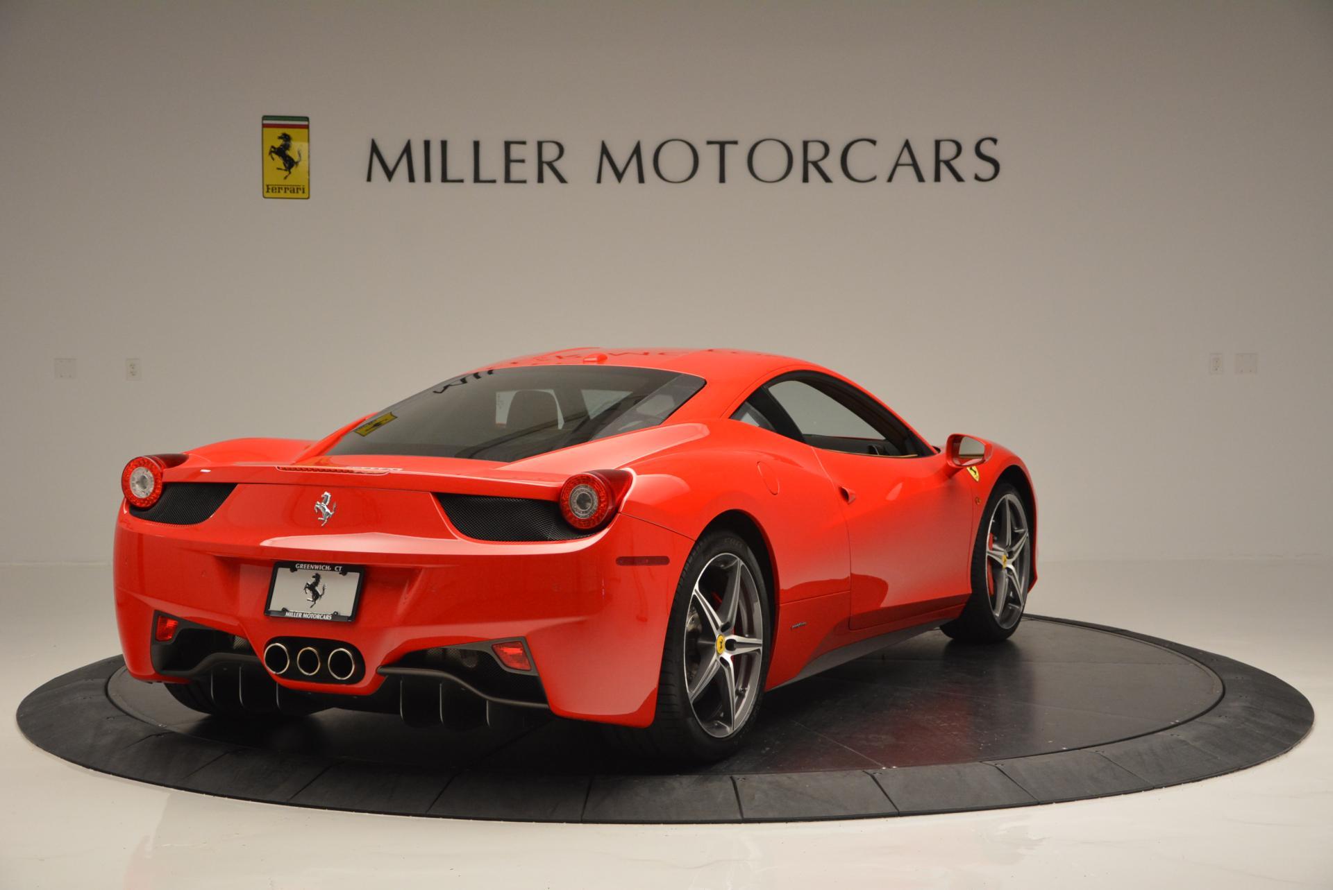 Used 2010 Ferrari 458 Italia  For Sale In Greenwich, CT. Alfa Romeo of Greenwich, F1667A 148_p7