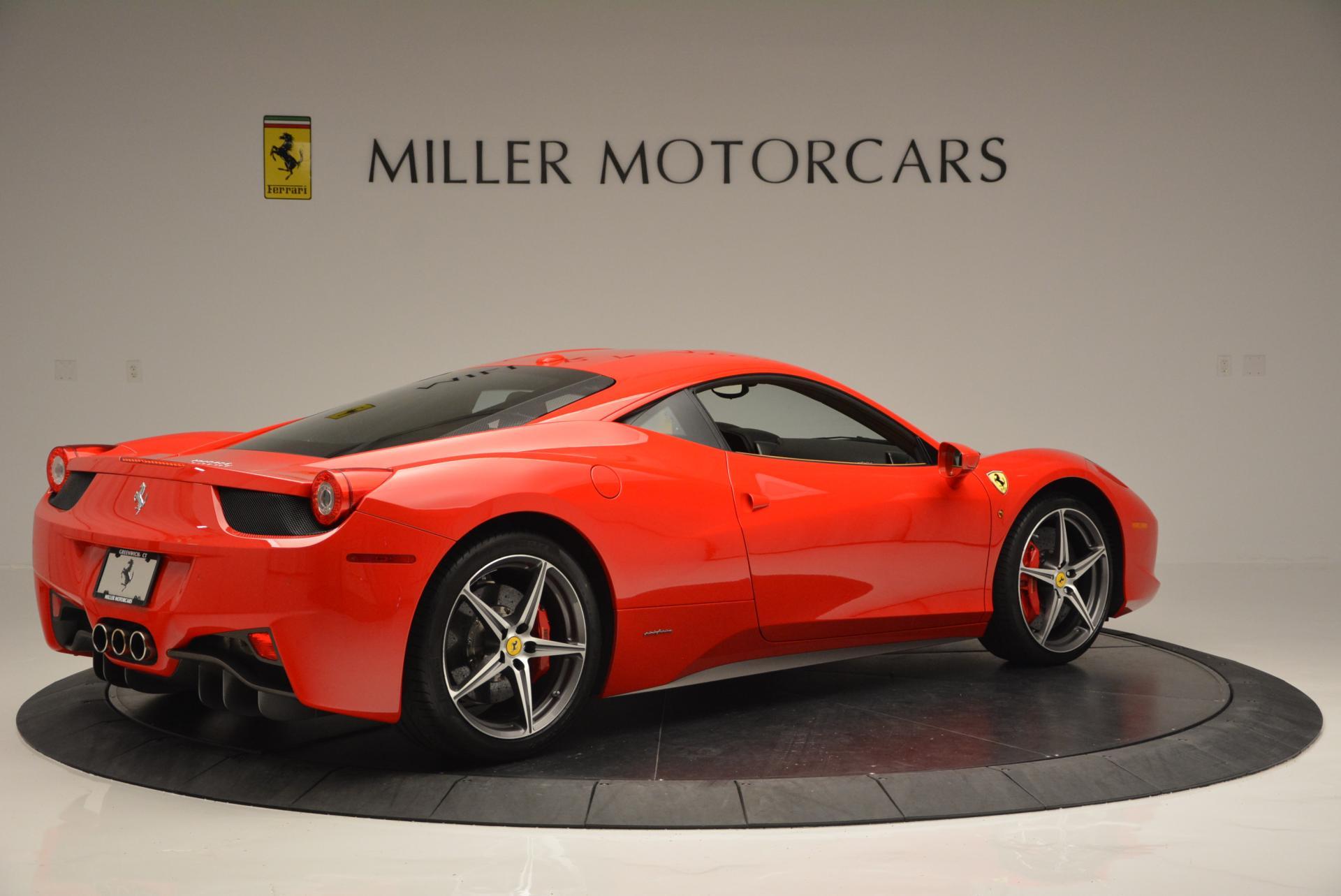 Used 2010 Ferrari 458 Italia  For Sale In Greenwich, CT. Alfa Romeo of Greenwich, F1667A 148_p8