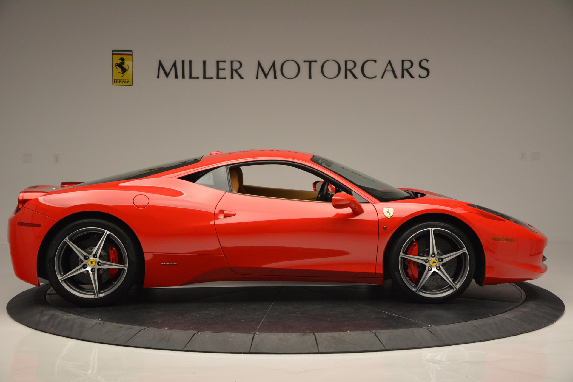 Used 2010 Ferrari 458 Italia  For Sale In Greenwich, CT. Alfa Romeo of Greenwich, F1667A 148_p9