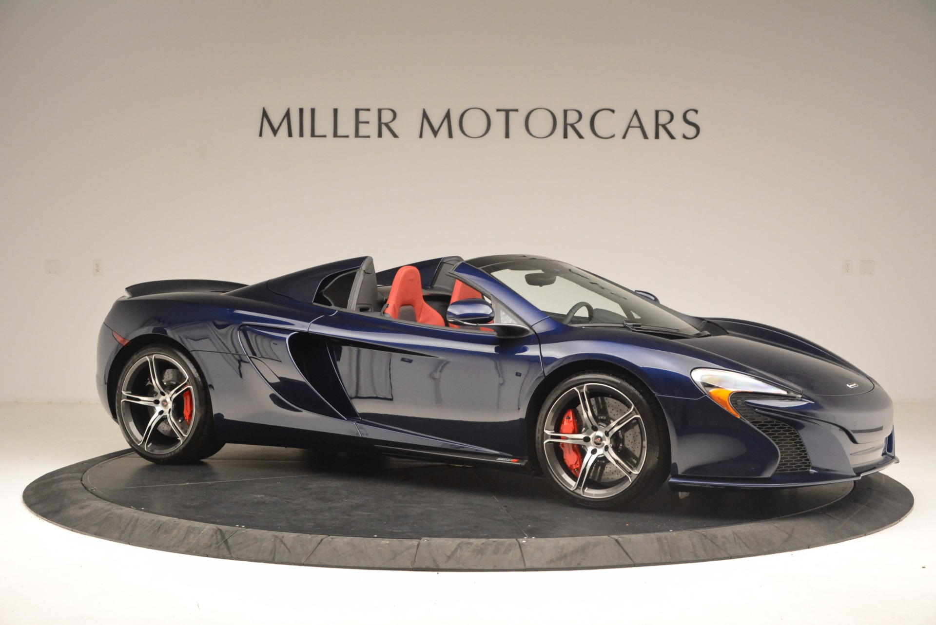 Used 2015 McLaren 650S Spider  For Sale In Greenwich, CT. Alfa Romeo of Greenwich, 3109 1480_p10