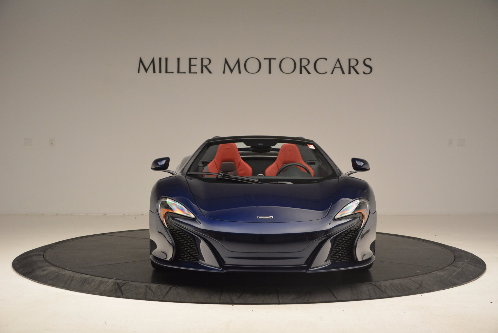 Used 2015 McLaren 650S Spider  For Sale In Greenwich, CT. Alfa Romeo of Greenwich, 3109 1480_p12
