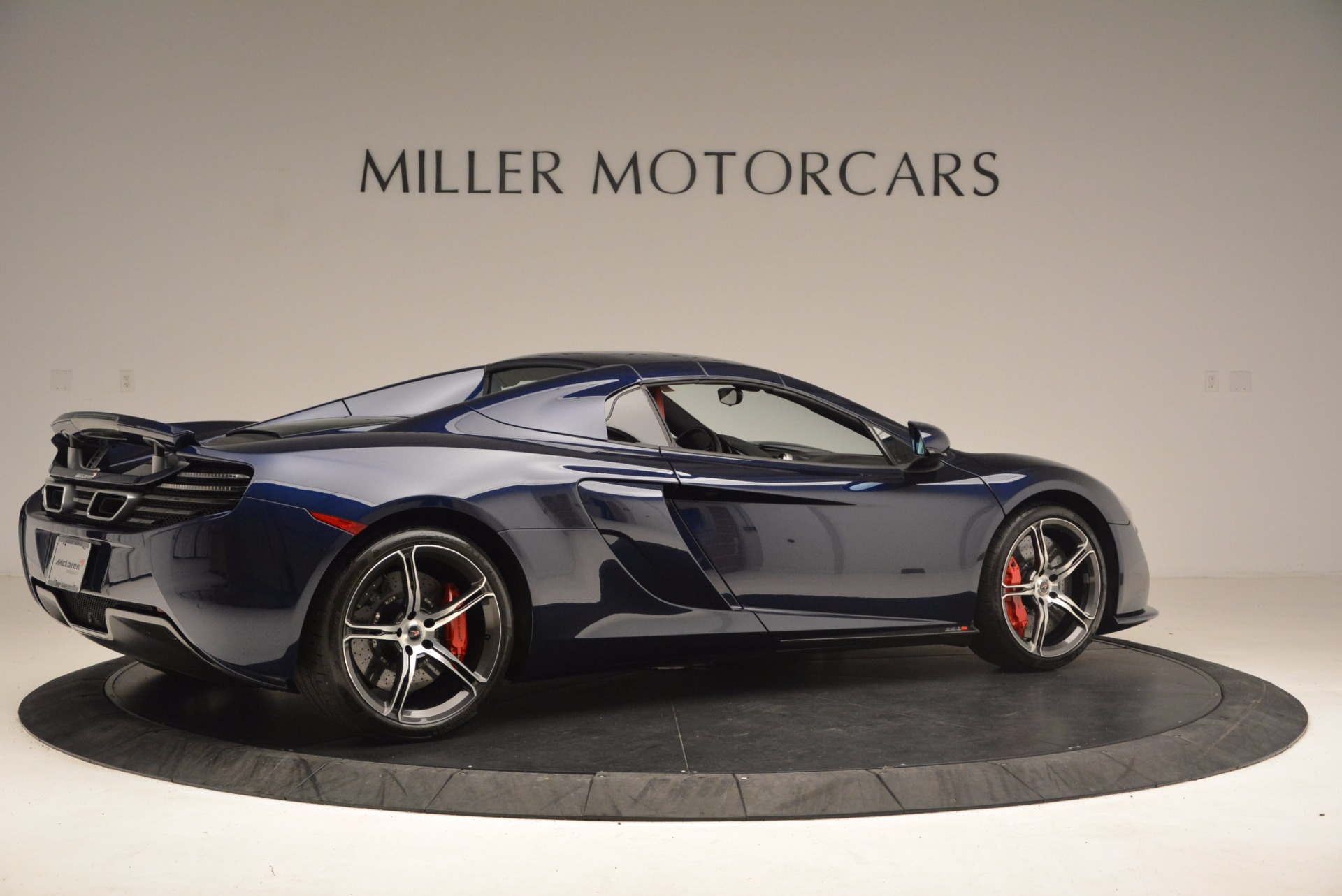 Used 2015 McLaren 650S Spider  For Sale In Greenwich, CT. Alfa Romeo of Greenwich, 3109 1480_p21