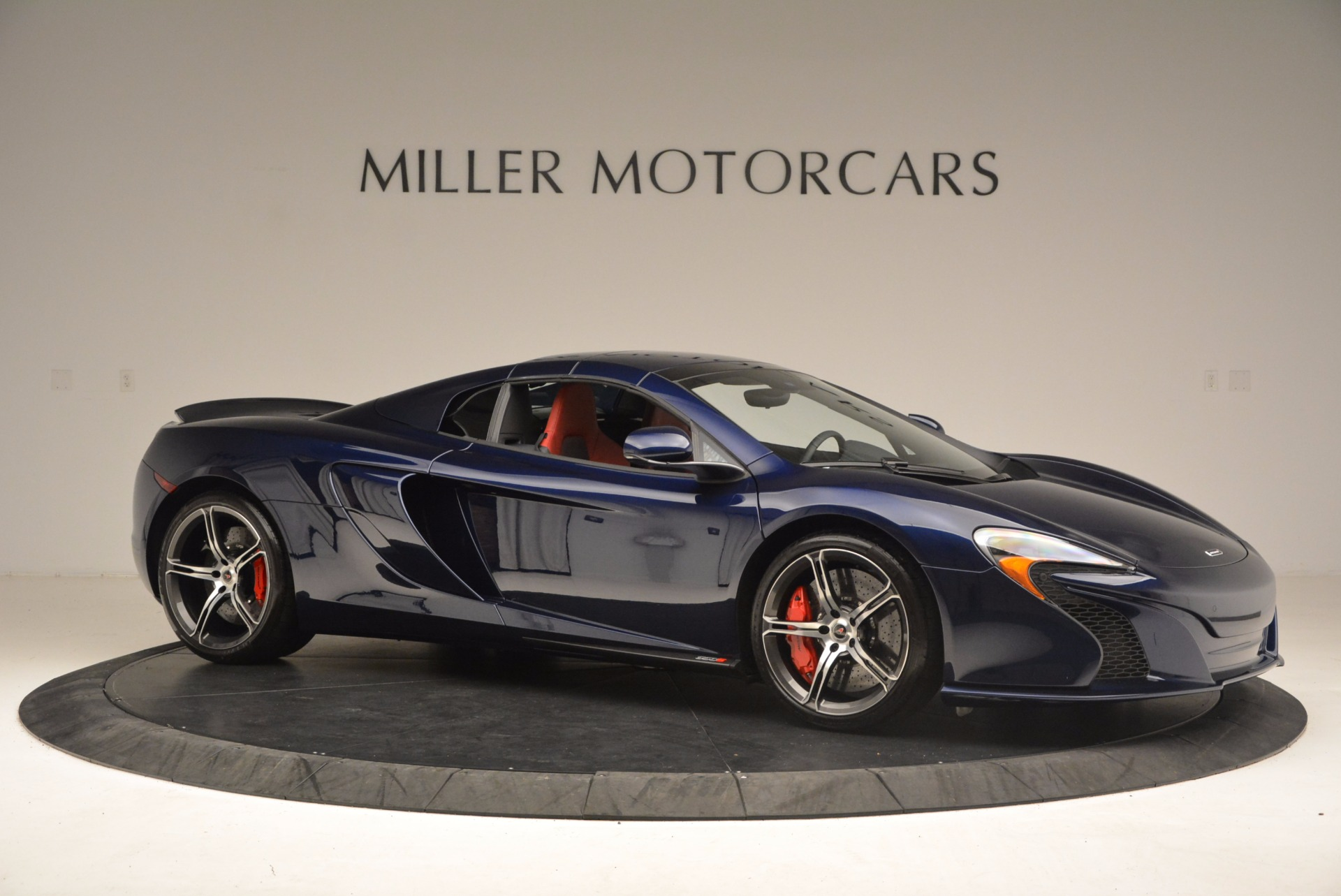 Used 2015 McLaren 650S Spider  For Sale In Greenwich, CT. Alfa Romeo of Greenwich, 3109 1480_p23