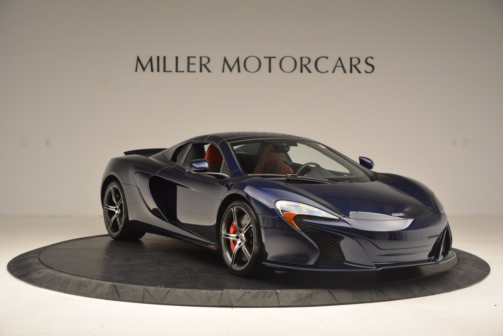 Used 2015 McLaren 650S Spider  For Sale In Greenwich, CT. Alfa Romeo of Greenwich, 3109 1480_p24