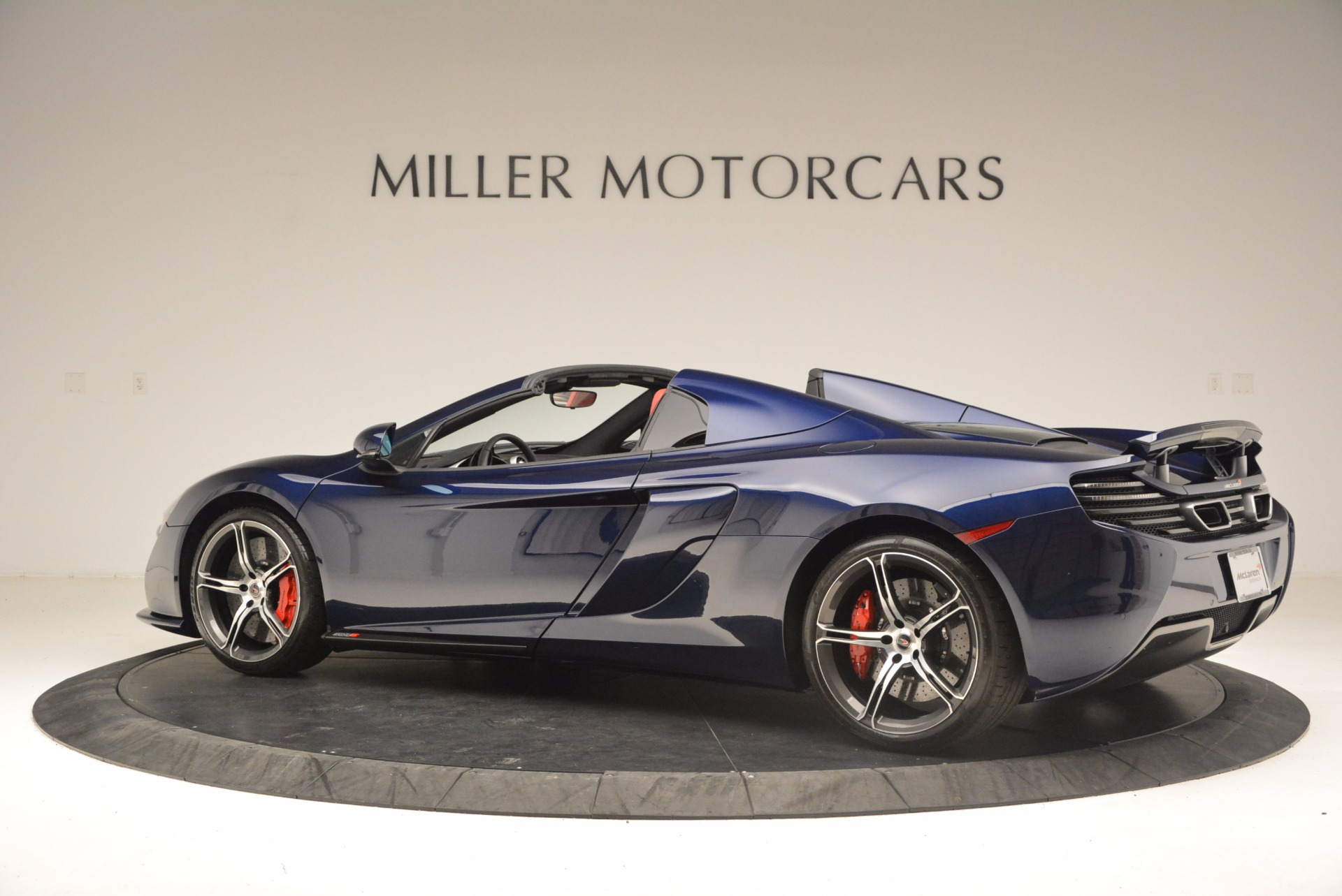 Used 2015 McLaren 650S Spider  For Sale In Greenwich, CT. Alfa Romeo of Greenwich, 3109 1480_p4