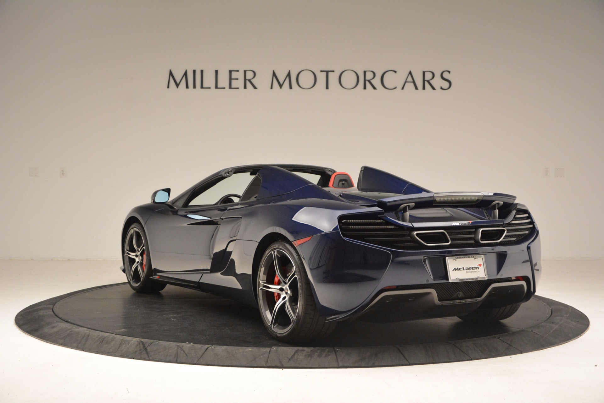 Used 2015 McLaren 650S Spider  For Sale In Greenwich, CT. Alfa Romeo of Greenwich, 3109 1480_p5