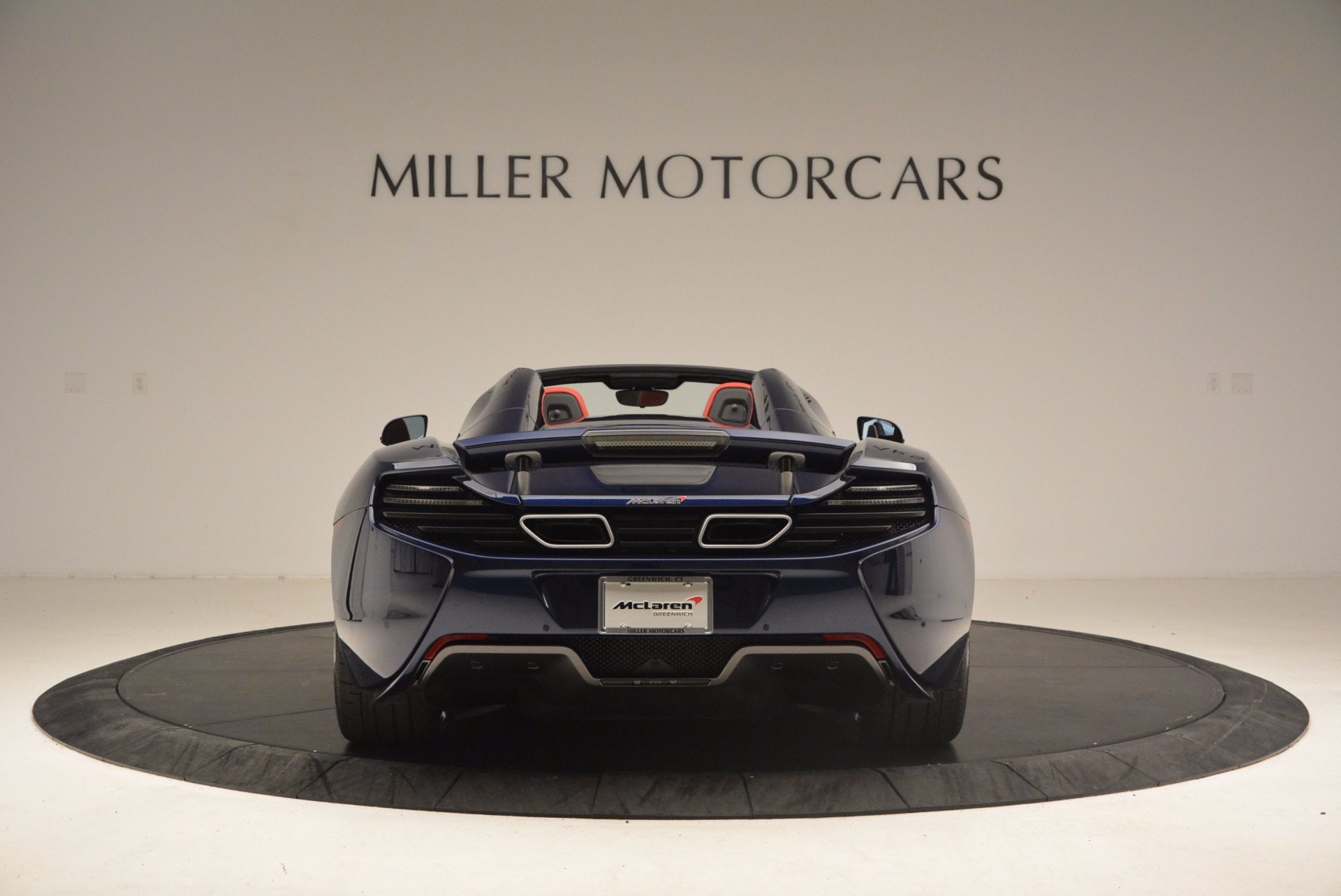 Used 2015 McLaren 650S Spider  For Sale In Greenwich, CT. Alfa Romeo of Greenwich, 3109 1480_p6