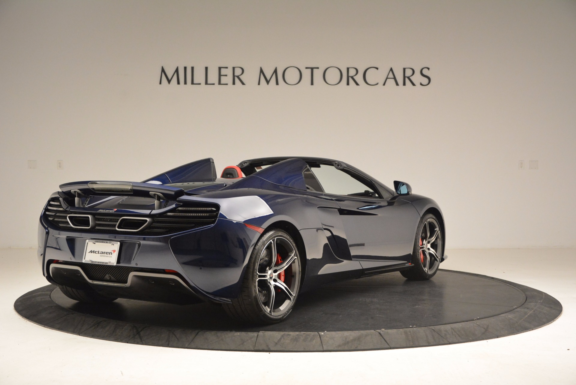 Used 2015 McLaren 650S Spider  For Sale In Greenwich, CT. Alfa Romeo of Greenwich, 3109 1480_p7