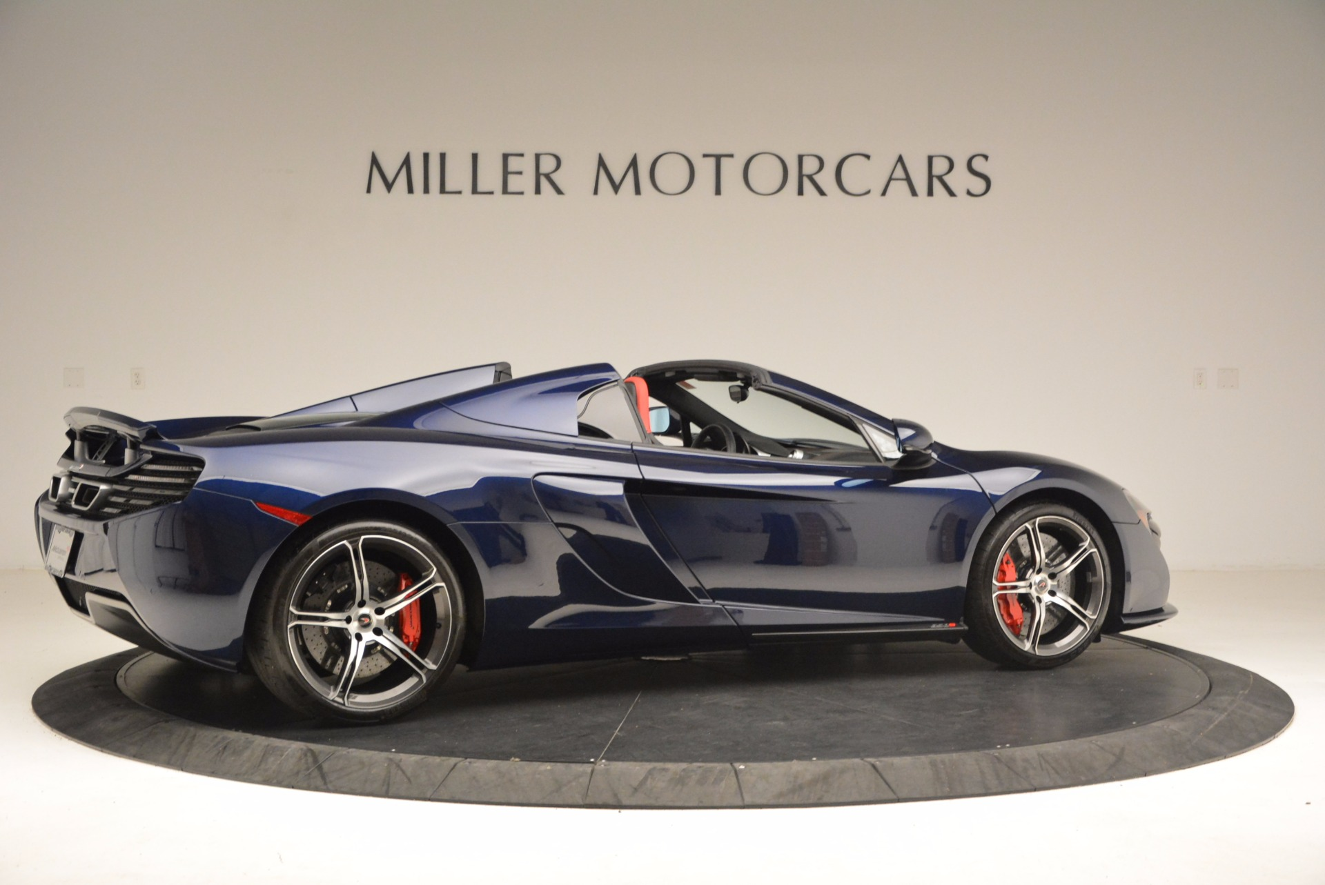 Used 2015 McLaren 650S Spider  For Sale In Greenwich, CT. Alfa Romeo of Greenwich, 3109 1480_p8