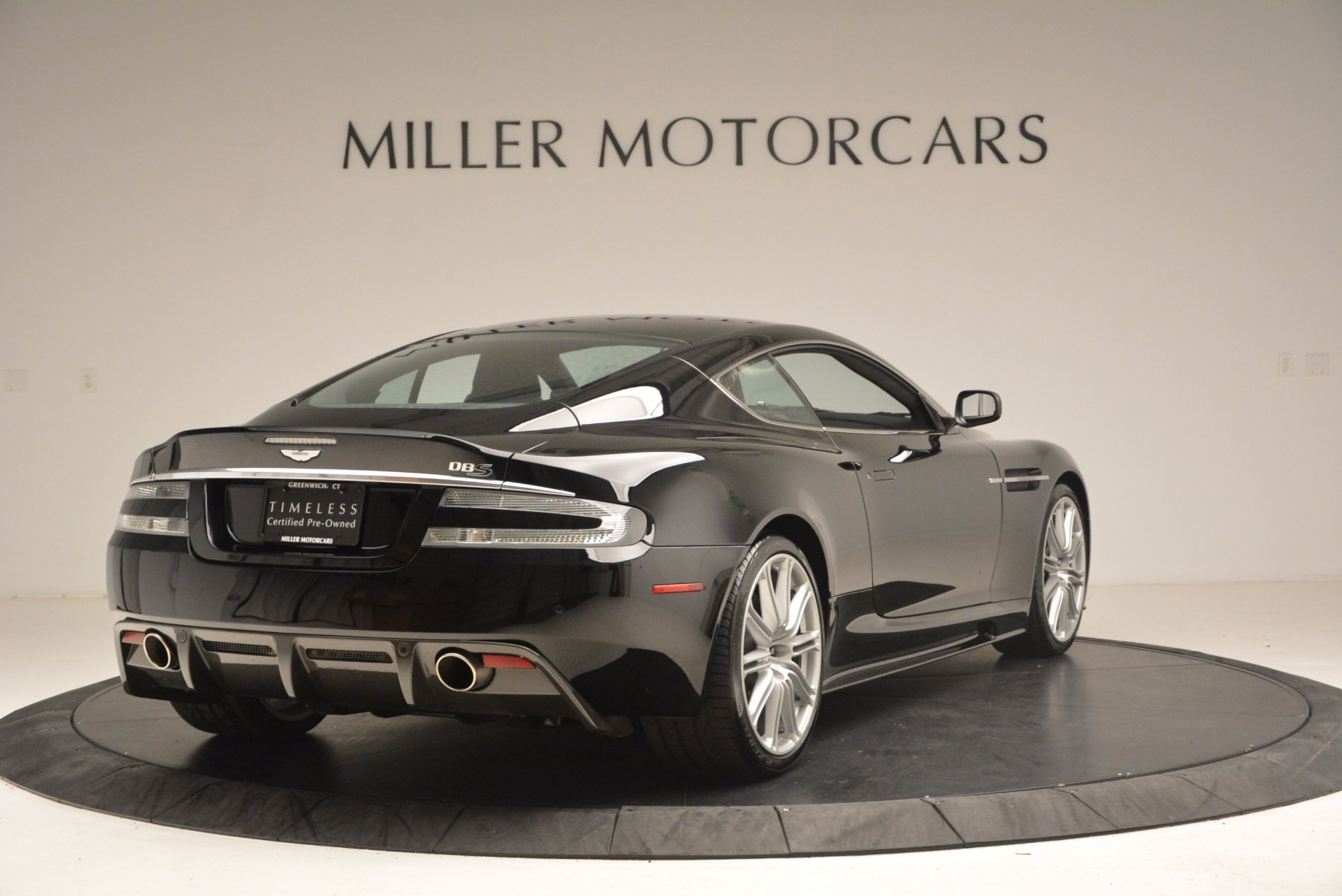 Used 2009 Aston Martin DBS  For Sale In Greenwich, CT. Alfa Romeo of Greenwich, A1227A 1485_p7