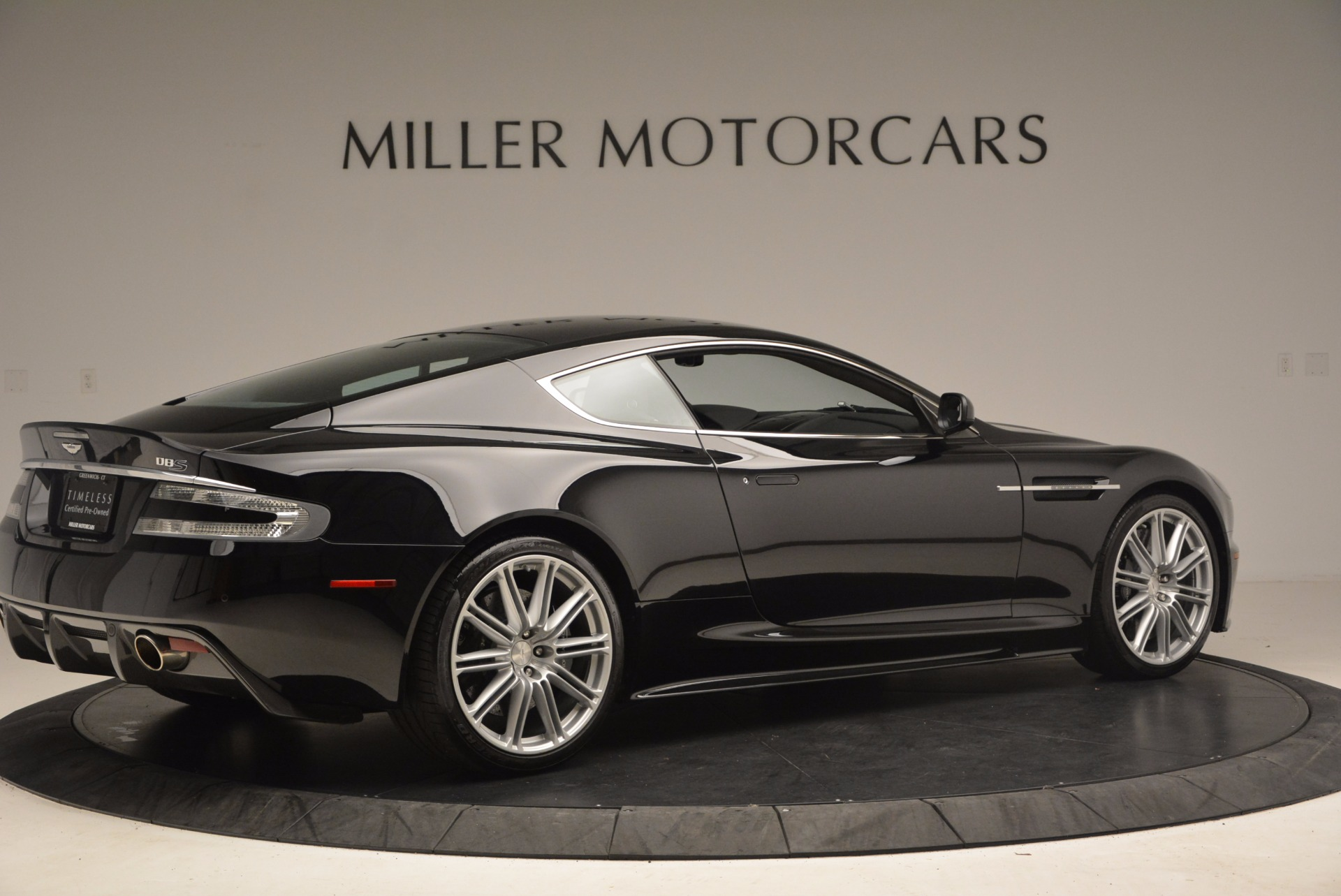 Used 2009 Aston Martin DBS  For Sale In Greenwich, CT. Alfa Romeo of Greenwich, A1227A 1485_p8