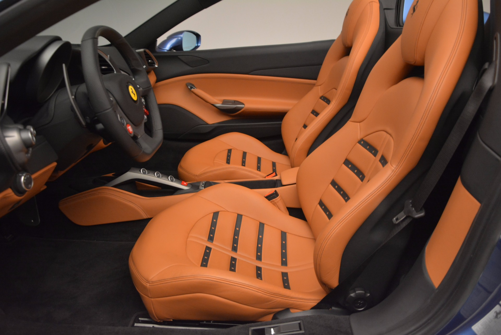 Used 2017 Ferrari 488 Spider  For Sale In Greenwich, CT. Alfa Romeo of Greenwich, 4413 1489_p26