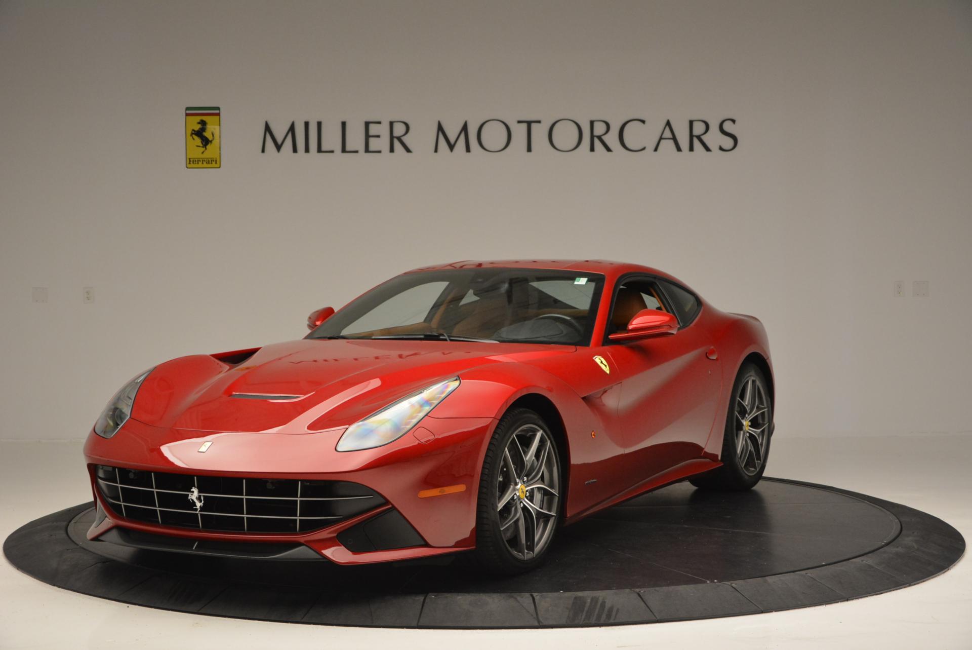 Used 2014 Ferrari F12 Berlinetta  For Sale In Greenwich, CT. Alfa Romeo of Greenwich, 4393 149_main