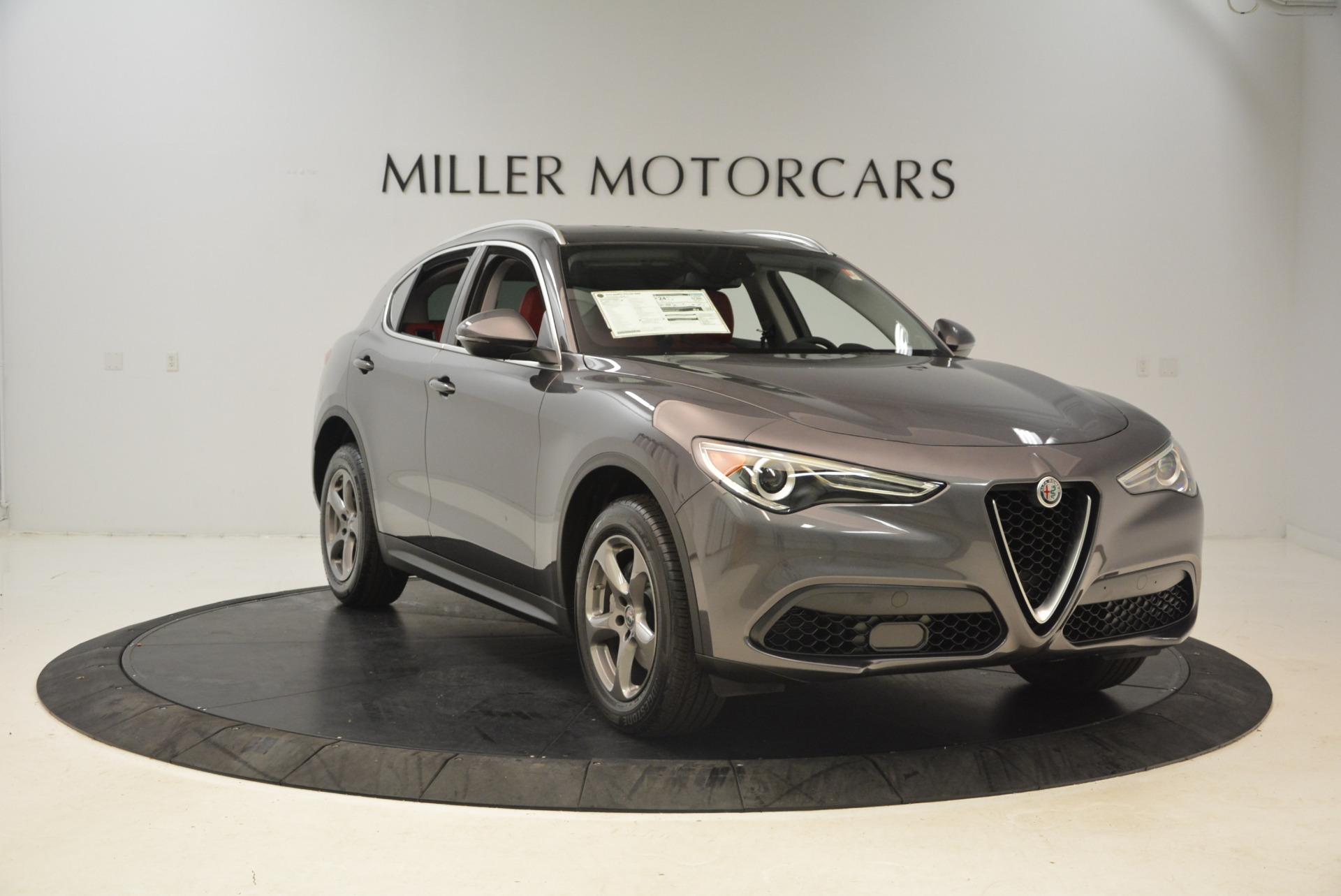 New 2018 Alfa Romeo Stelvio Q4 For Sale In Greenwich, CT. Alfa Romeo of Greenwich, L216 1490_p11