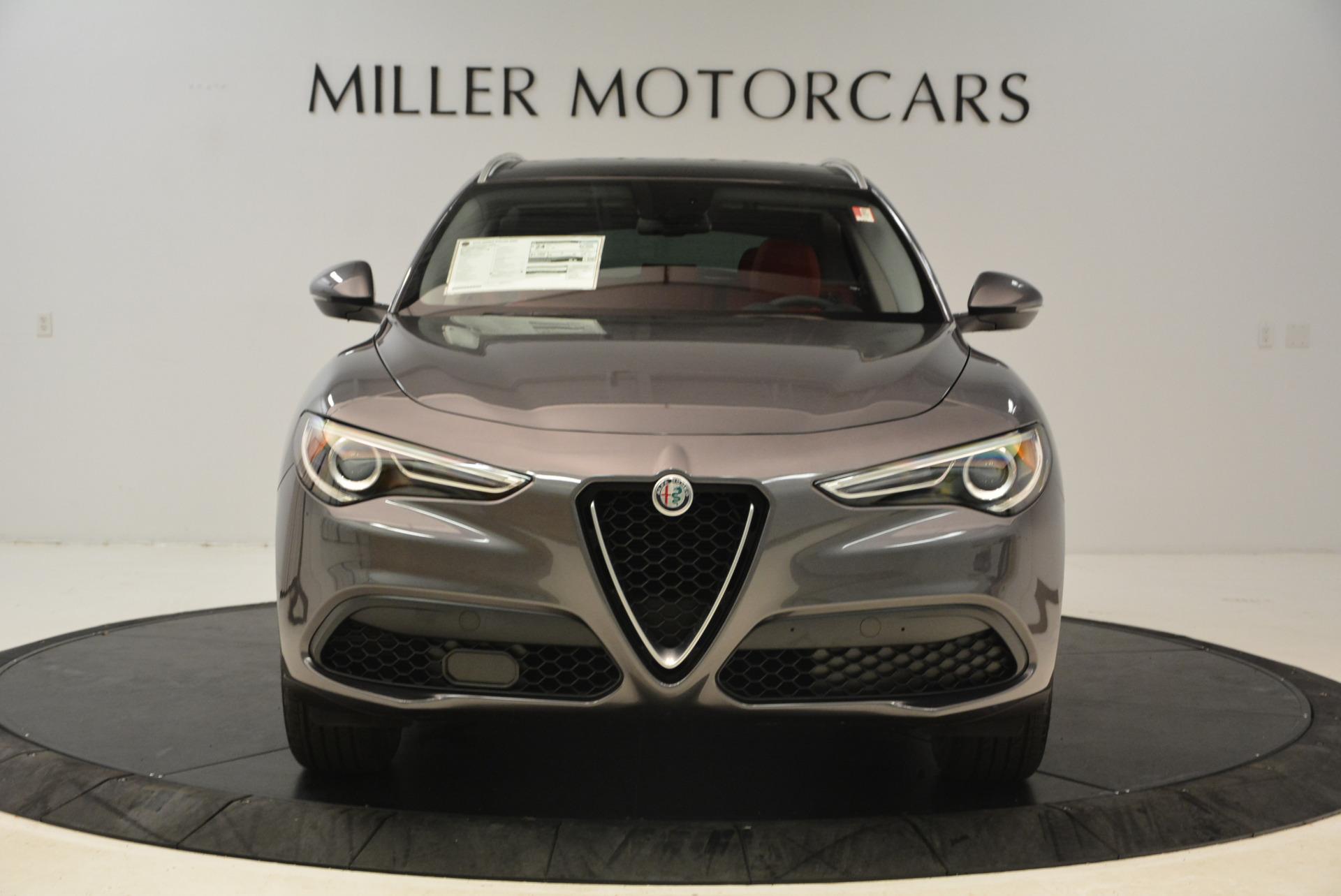 New 2018 Alfa Romeo Stelvio Q4 For Sale In Greenwich, CT. Alfa Romeo of Greenwich, L216 1490_p12