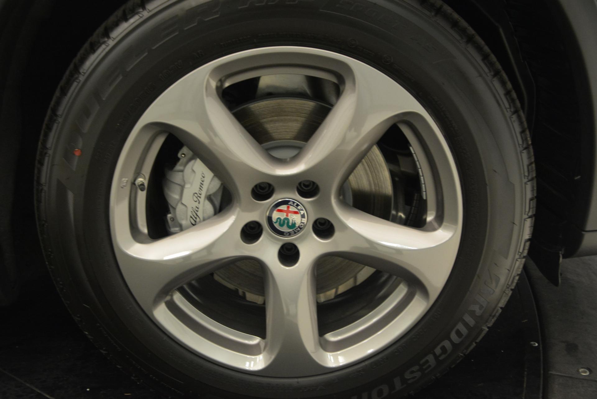 New 2018 Alfa Romeo Stelvio Q4 For Sale In Greenwich, CT. Alfa Romeo of Greenwich, L216 1490_p25