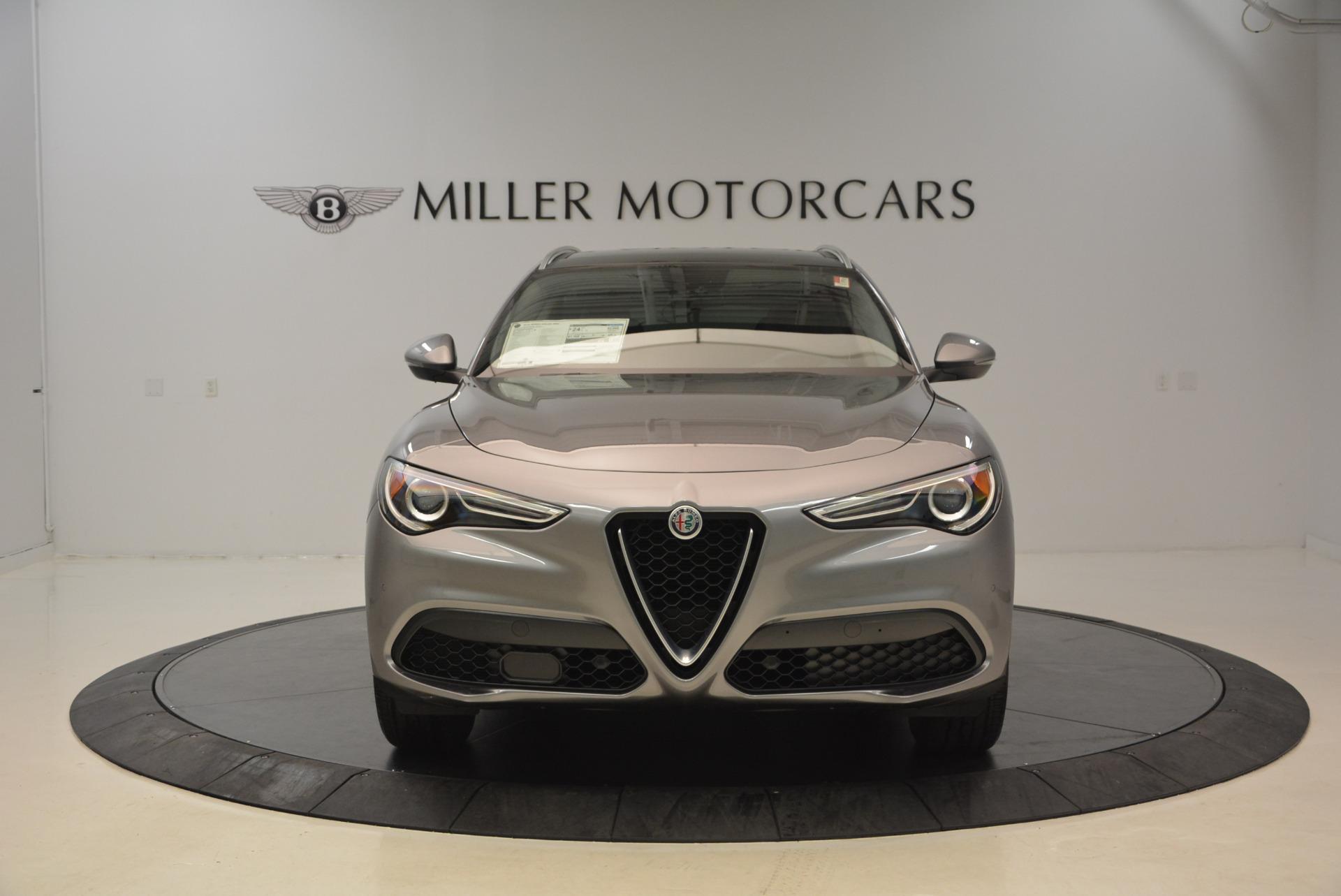 New 2018 Alfa Romeo Stelvio Q4 For Sale In Greenwich, CT. Alfa Romeo of Greenwich, L217 1491_p12