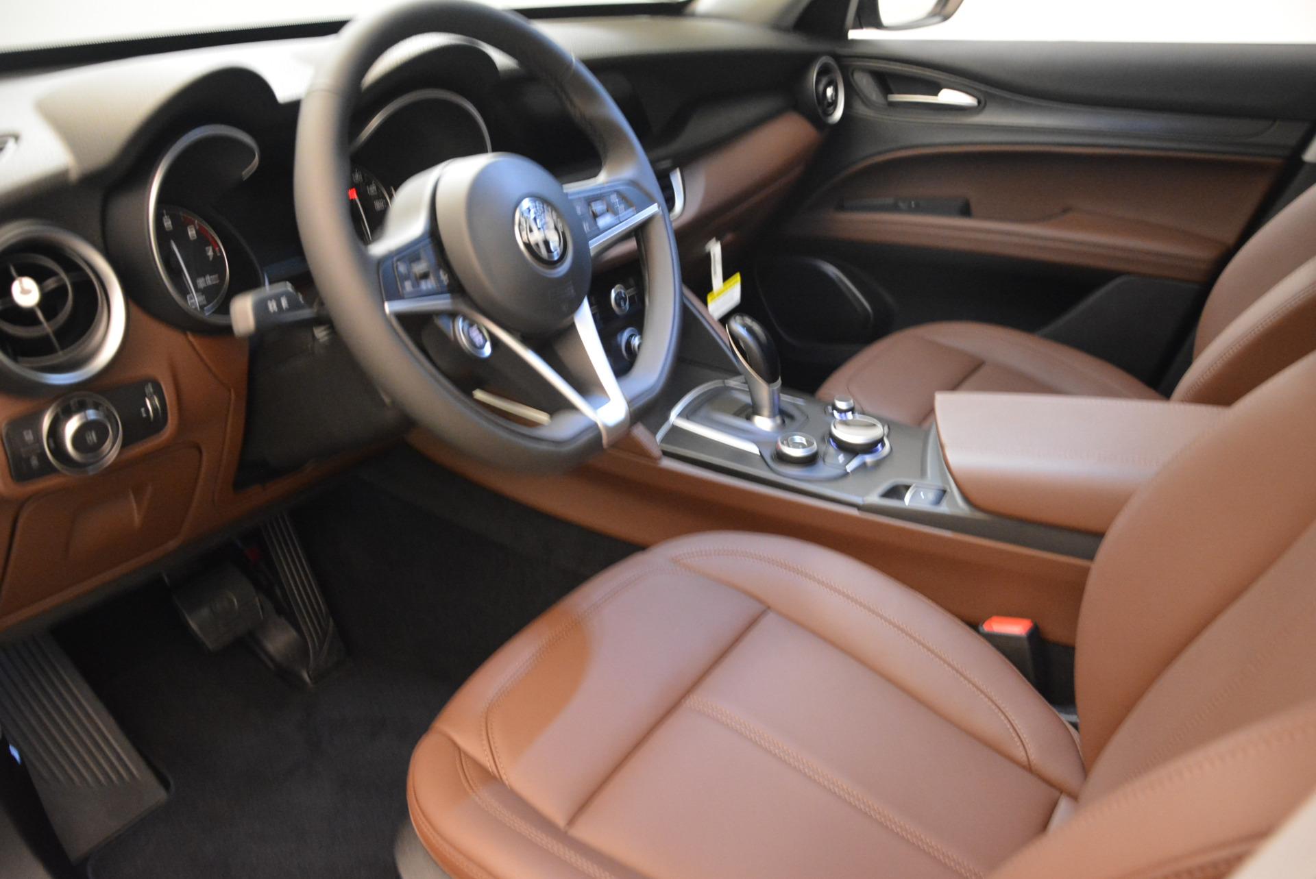 New 2018 Alfa Romeo Stelvio Q4 For Sale In Greenwich, CT. Alfa Romeo of Greenwich, L217 1491_p13