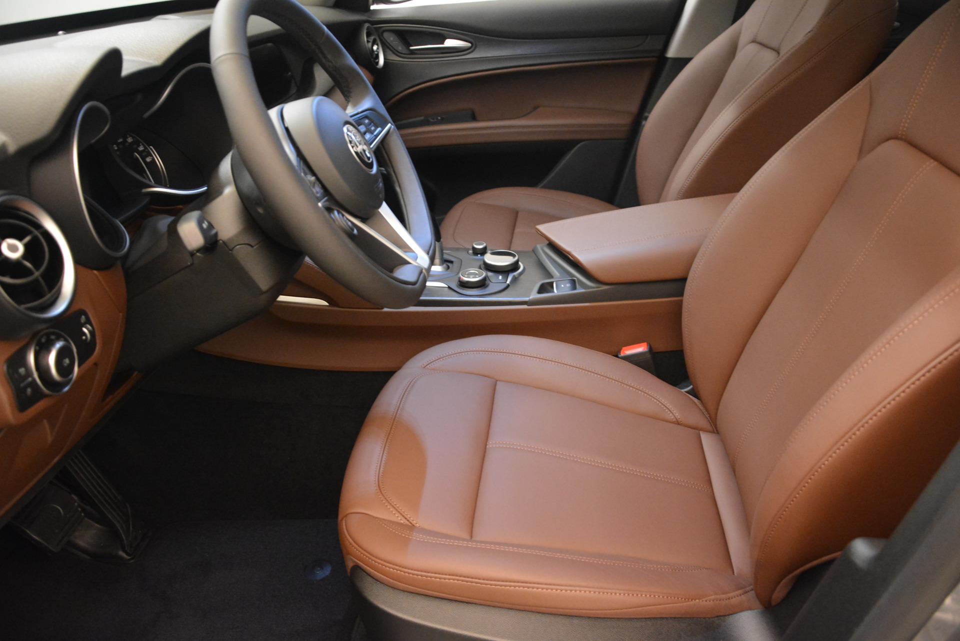 New 2018 Alfa Romeo Stelvio Q4 For Sale In Greenwich, CT. Alfa Romeo of Greenwich, L217 1491_p14