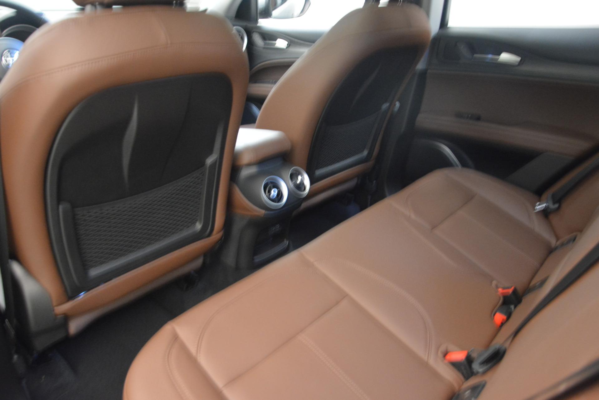 New 2018 Alfa Romeo Stelvio Q4 For Sale In Greenwich, CT. Alfa Romeo of Greenwich, L217 1491_p16