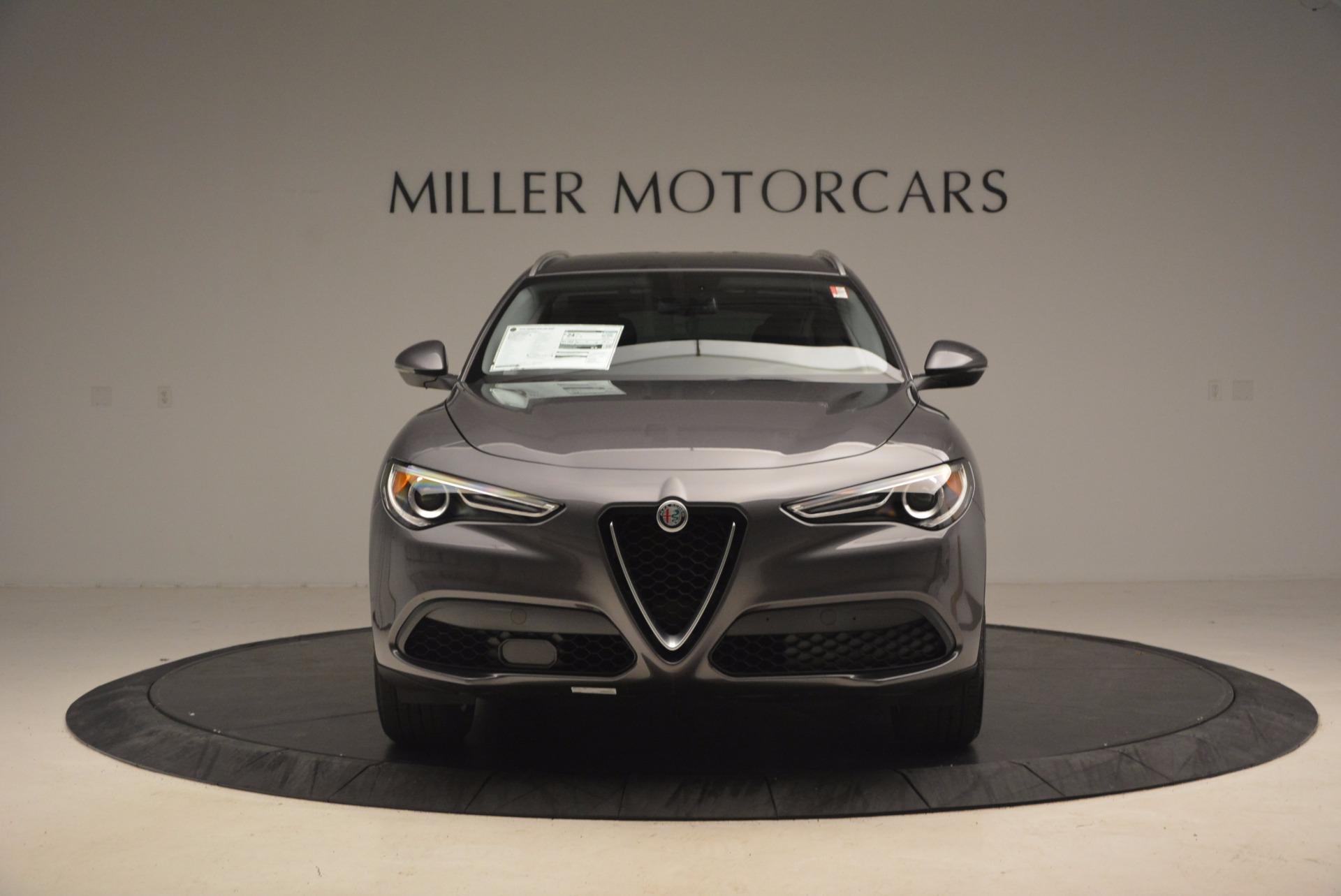 New 2018 Alfa Romeo Stelvio Q4 For Sale In Greenwich, CT. Alfa Romeo of Greenwich, LW025 1492_p12