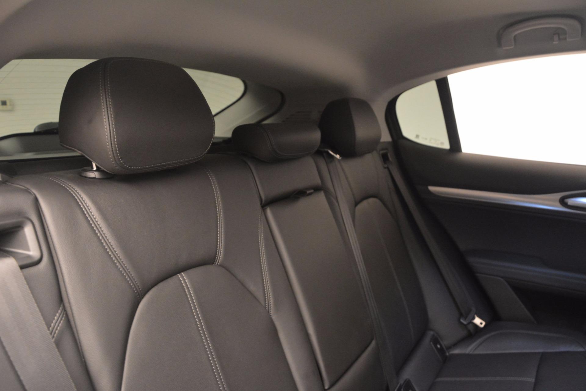 New 2018 Alfa Romeo Stelvio Q4 For Sale In Greenwich, CT. Alfa Romeo of Greenwich, LW025 1492_p23