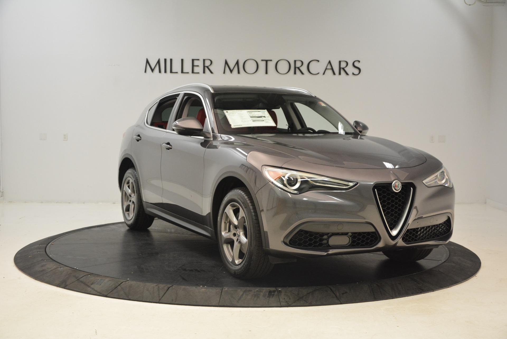 New 2018 Alfa Romeo Stelvio Q4 For Sale In Greenwich, CT. Alfa Romeo of Greenwich, LW026 1493_p11