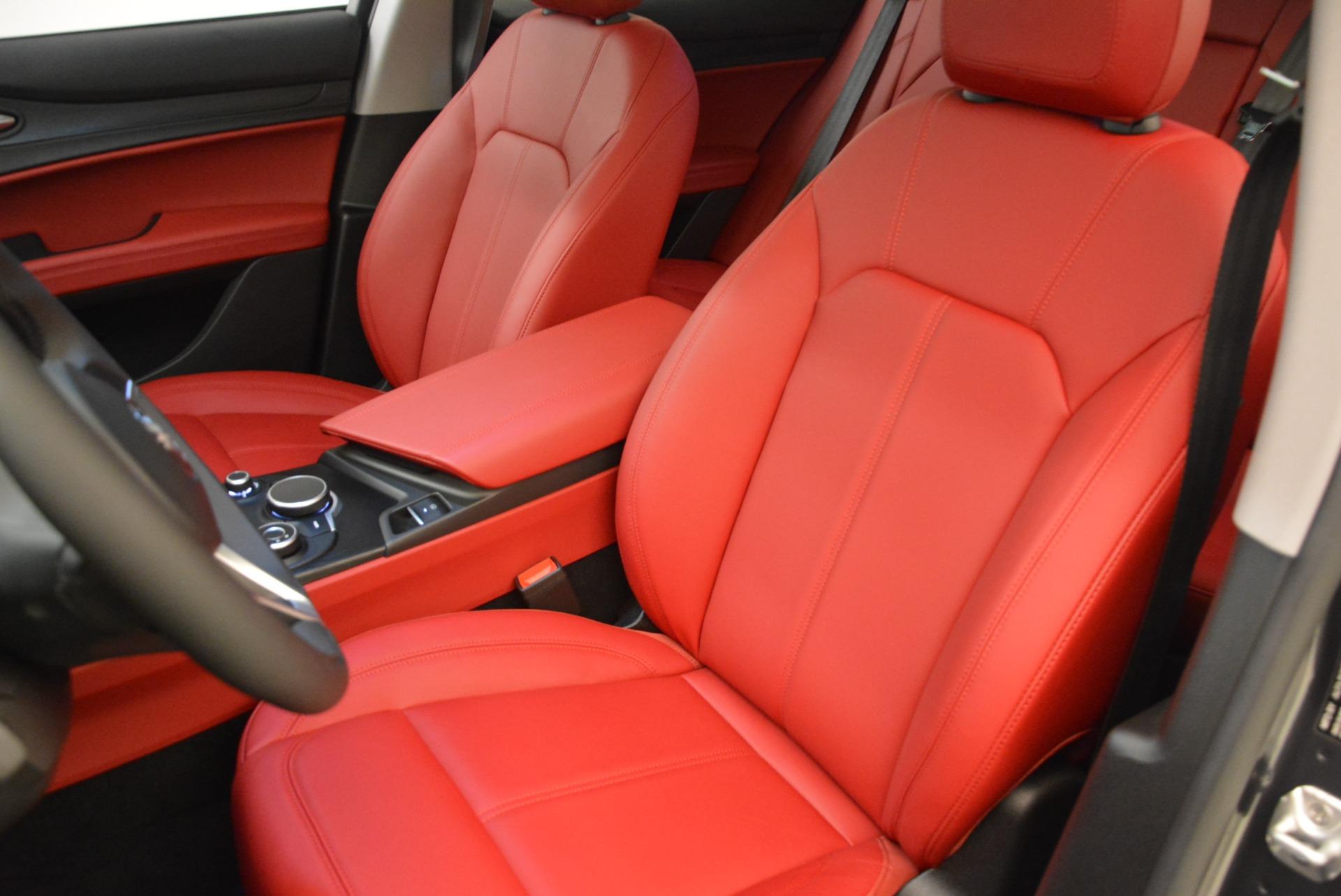 New 2018 Alfa Romeo Stelvio Q4 For Sale In Greenwich, CT. Alfa Romeo of Greenwich, LW026 1493_p15