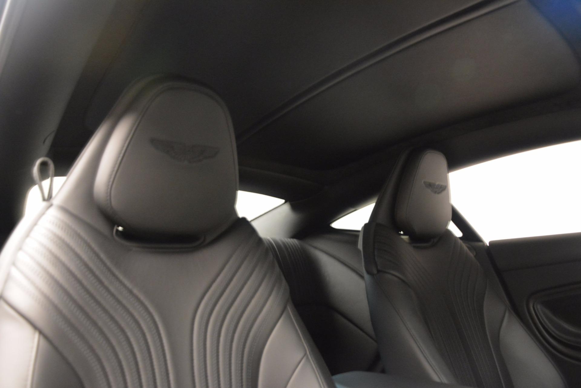 Used 2017 Aston Martin DB11  For Sale In Greenwich, CT. Alfa Romeo of Greenwich, 7267 1496_p18