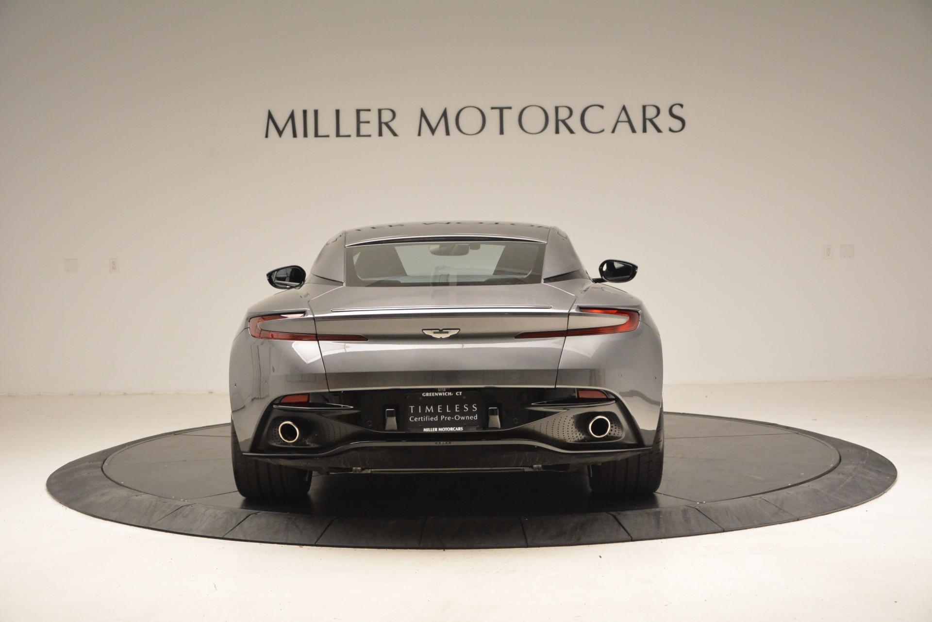 Used 2017 Aston Martin DB11  For Sale In Greenwich, CT. Alfa Romeo of Greenwich, 7267 1496_p6