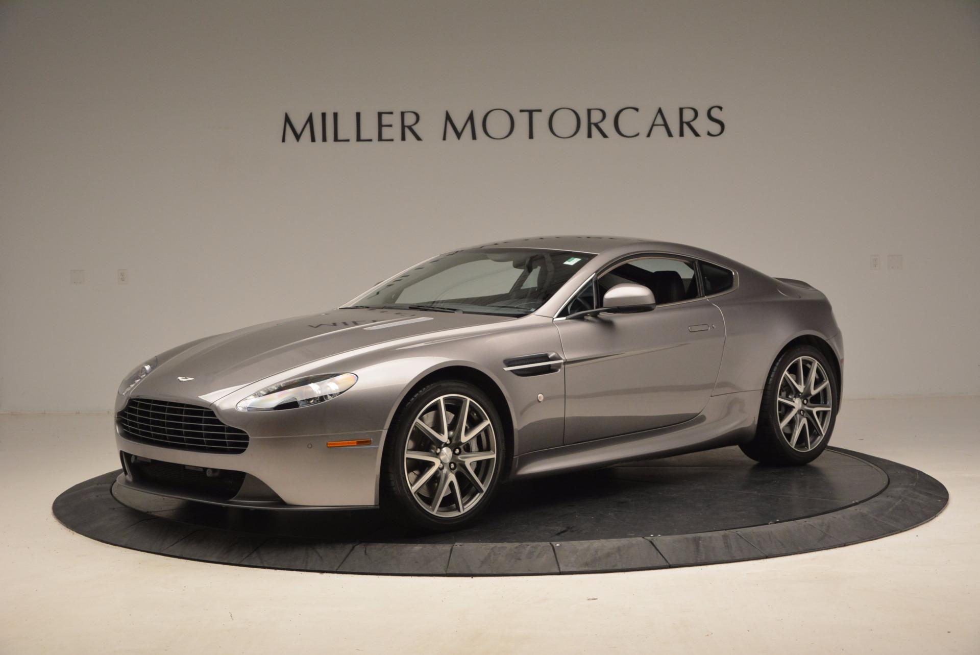 Used 2012 Aston Martin V8 Vantage  For Sale In Greenwich, CT. Alfa Romeo of Greenwich, 7263 1497_p2