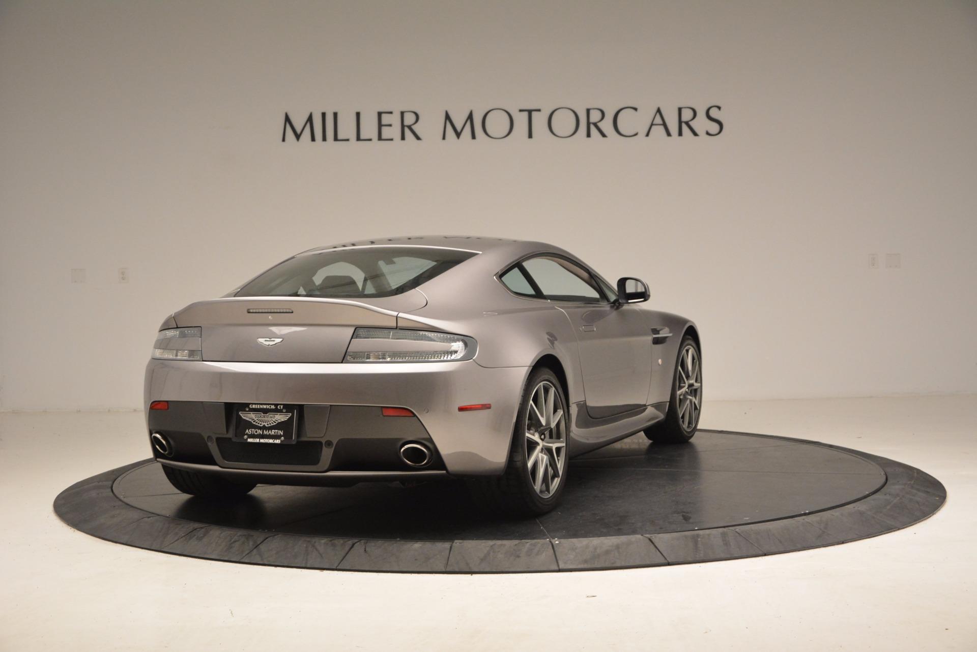 Used 2012 Aston Martin V8 Vantage  For Sale In Greenwich, CT. Alfa Romeo of Greenwich, 7263 1497_p7