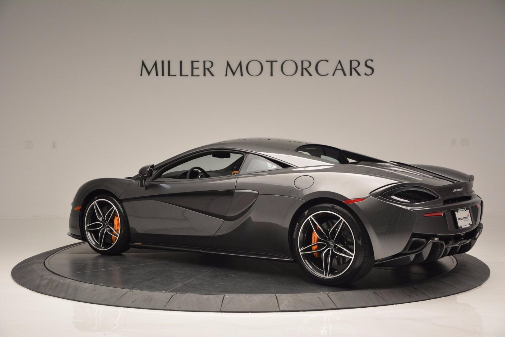 Used 2016 McLaren 570S  For Sale In Greenwich, CT. Alfa Romeo of Greenwich, MC317A 1498_p4