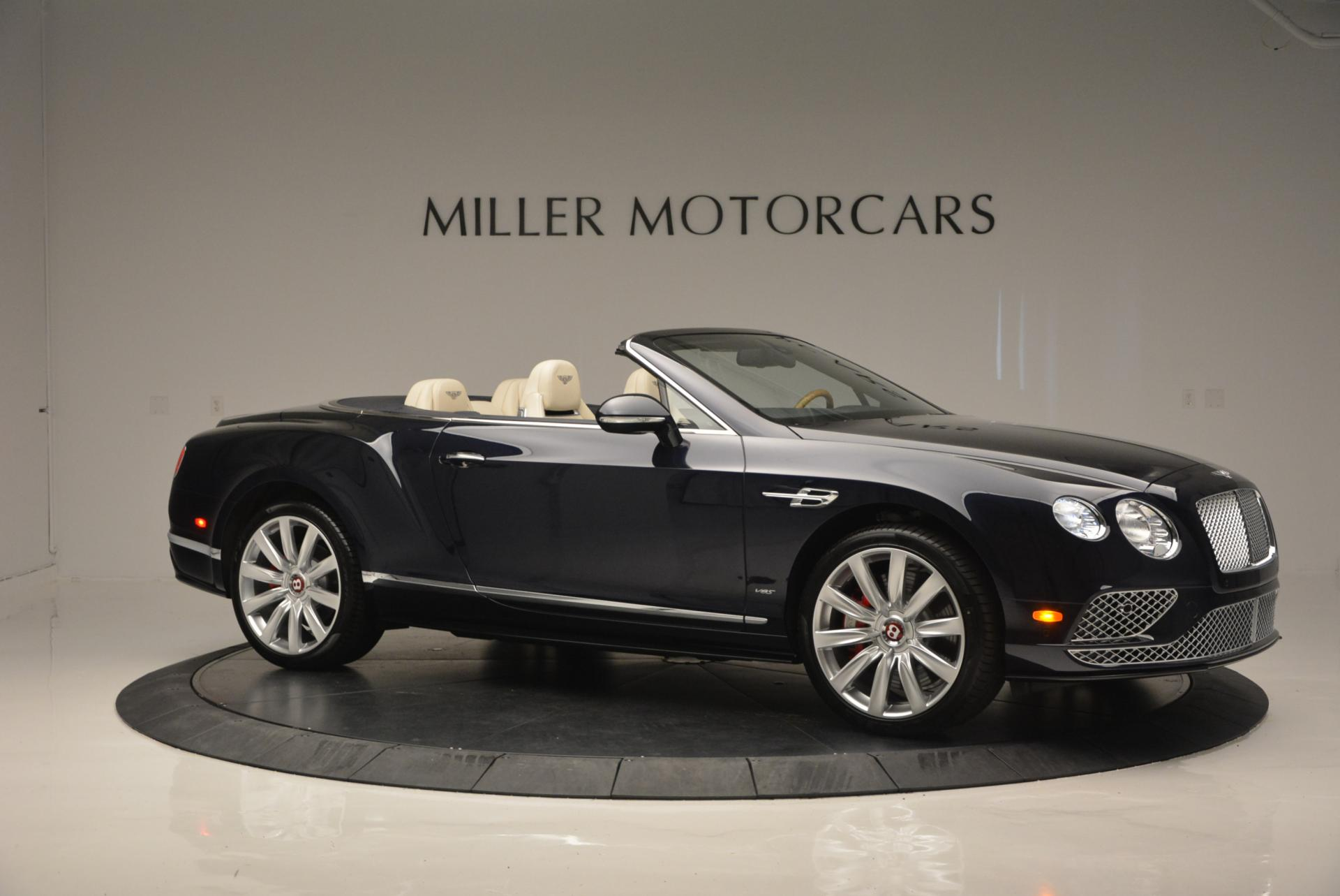 Used 2016 Bentley Continental GT V8 S Convertible  For Sale In Greenwich, CT. Alfa Romeo of Greenwich, B1157 15_p10