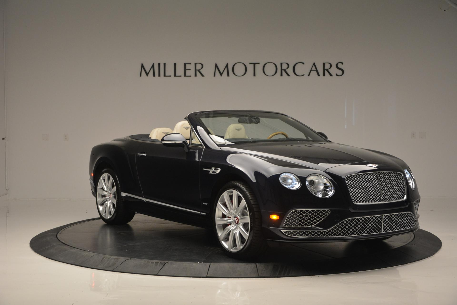 Used 2016 Bentley Continental GT V8 S Convertible  For Sale In Greenwich, CT. Alfa Romeo of Greenwich, B1157 15_p11