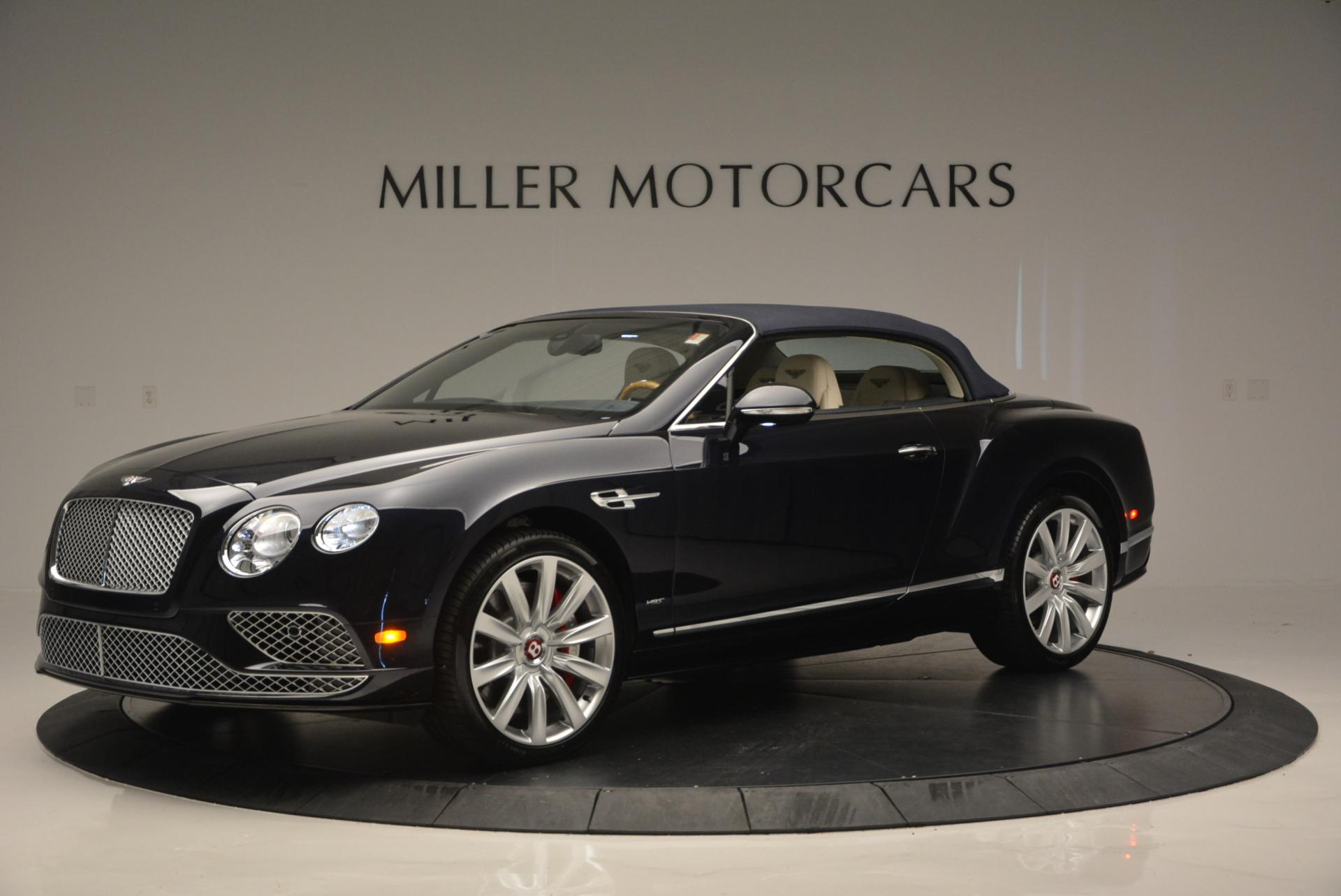 Used 2016 Bentley Continental GT V8 S Convertible  For Sale In Greenwich, CT. Alfa Romeo of Greenwich, B1157 15_p14