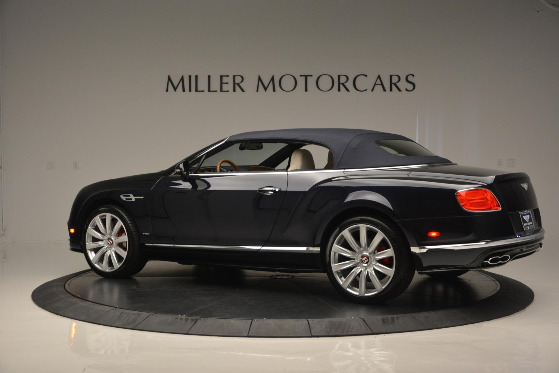 Used 2016 Bentley Continental GT V8 S Convertible  For Sale In Greenwich, CT. Alfa Romeo of Greenwich, B1157 15_p16