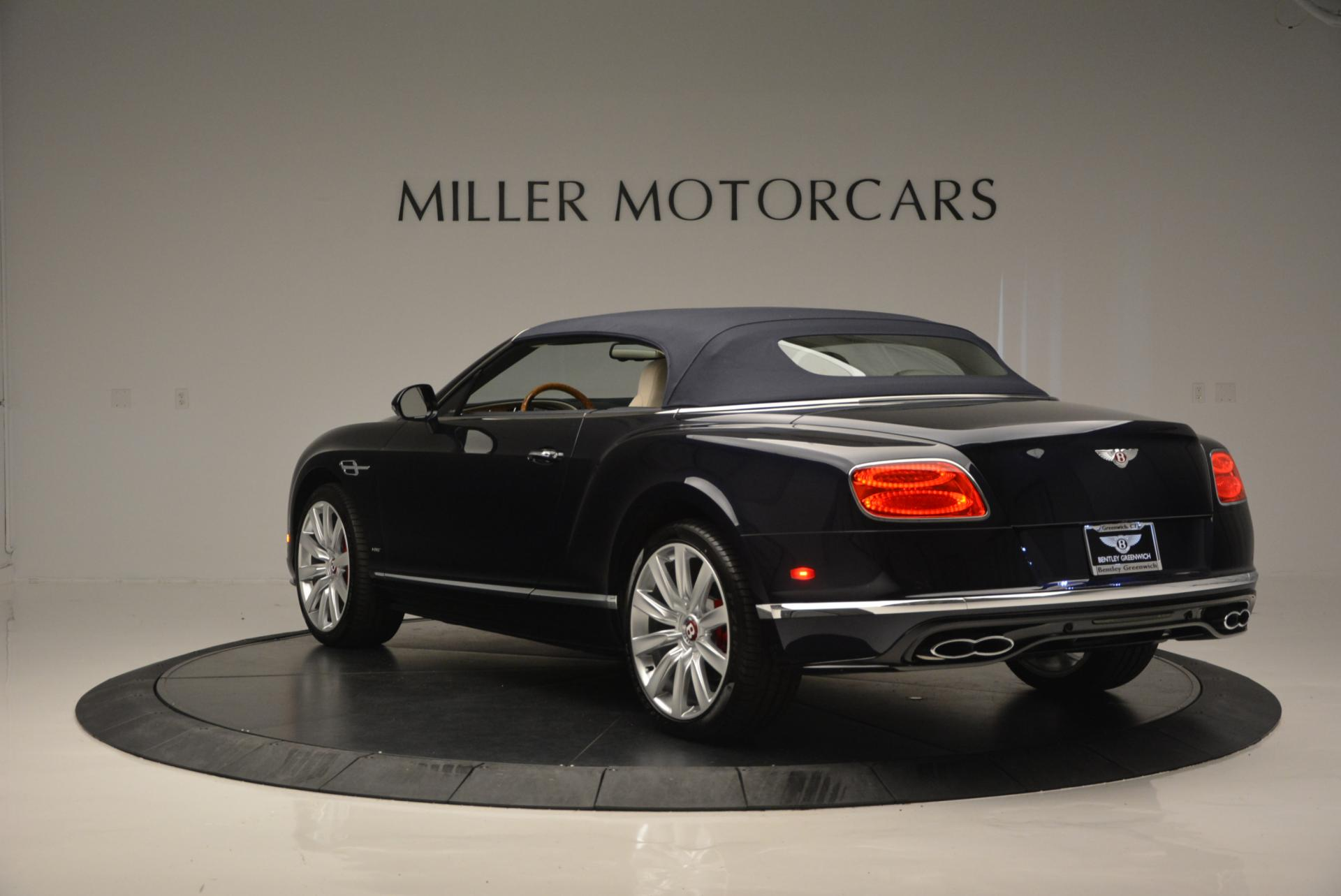 Used 2016 Bentley Continental GT V8 S Convertible  For Sale In Greenwich, CT. Alfa Romeo of Greenwich, B1157 15_p17