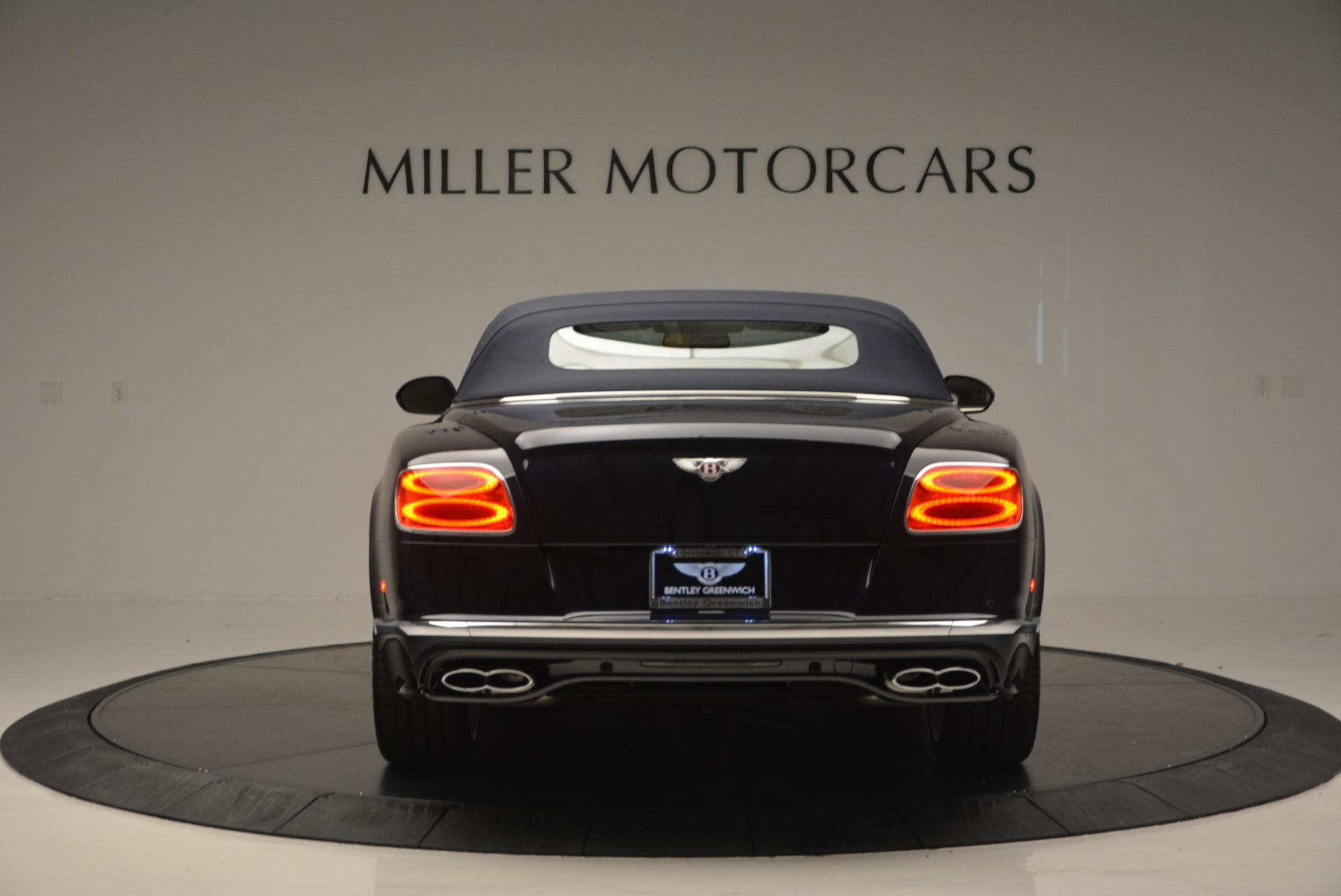 Used 2016 Bentley Continental GT V8 S Convertible  For Sale In Greenwich, CT. Alfa Romeo of Greenwich, B1157 15_p18