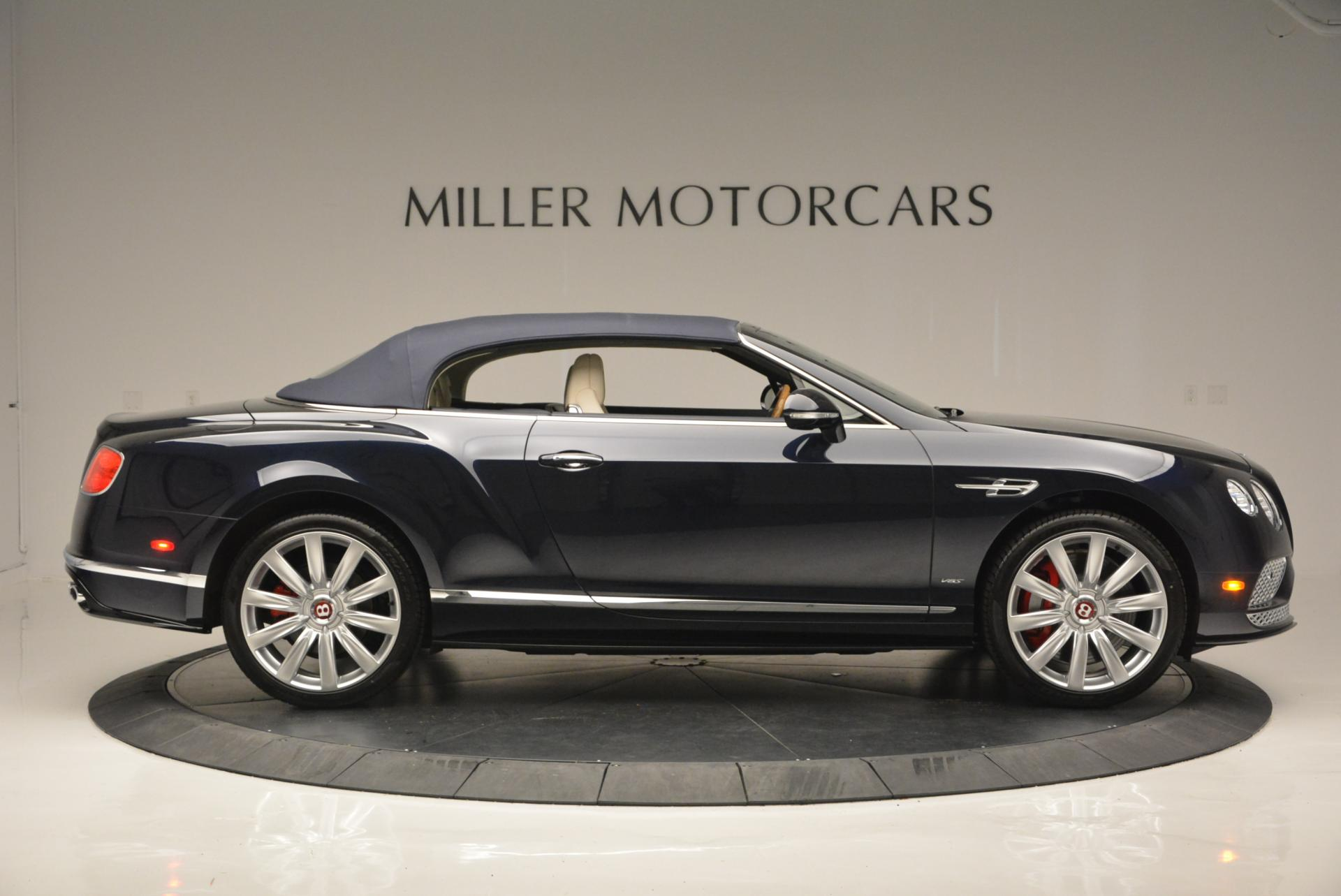 Used 2016 Bentley Continental GT V8 S Convertible  For Sale In Greenwich, CT. Alfa Romeo of Greenwich, B1157 15_p21