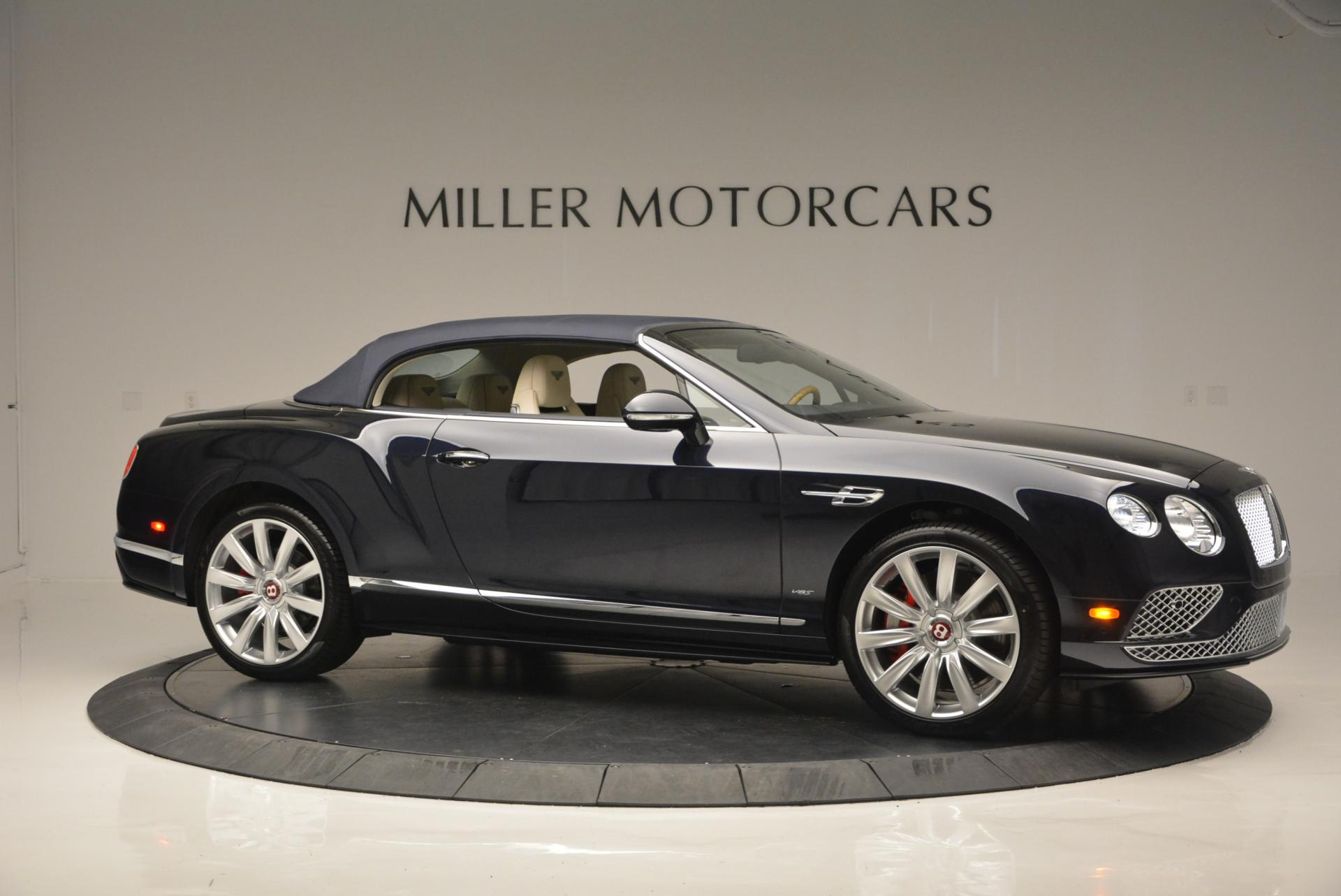 Used 2016 Bentley Continental GT V8 S Convertible  For Sale In Greenwich, CT. Alfa Romeo of Greenwich, B1157 15_p22
